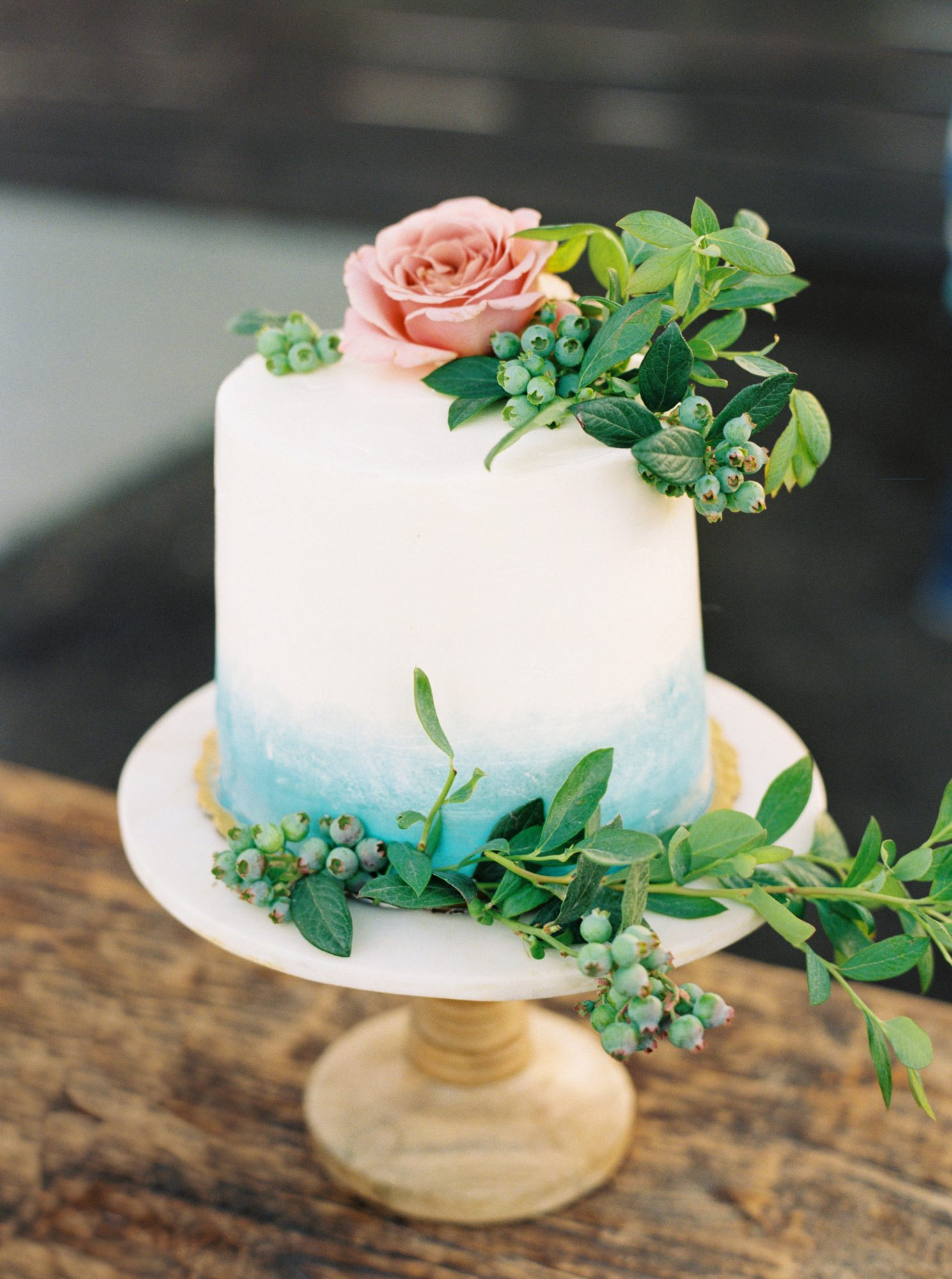 ombre cakes meiwens