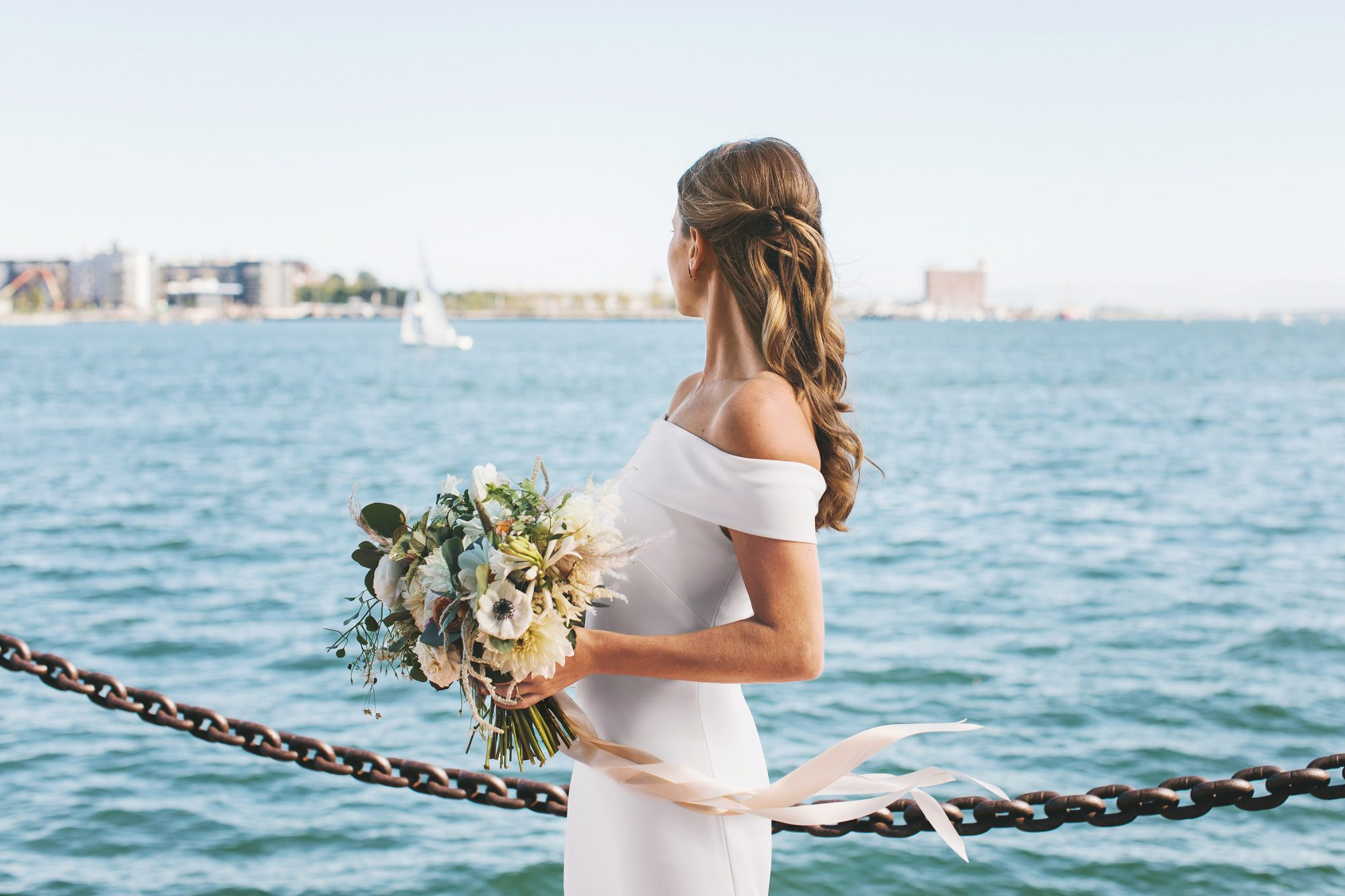 laura john wedding massachusetts bride