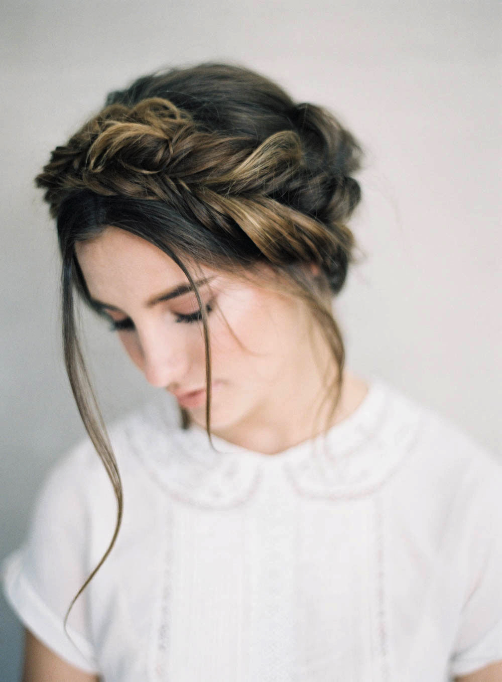 Modern Wedding Hairstyles For The Cool Contemporary Bride Martha Stewart