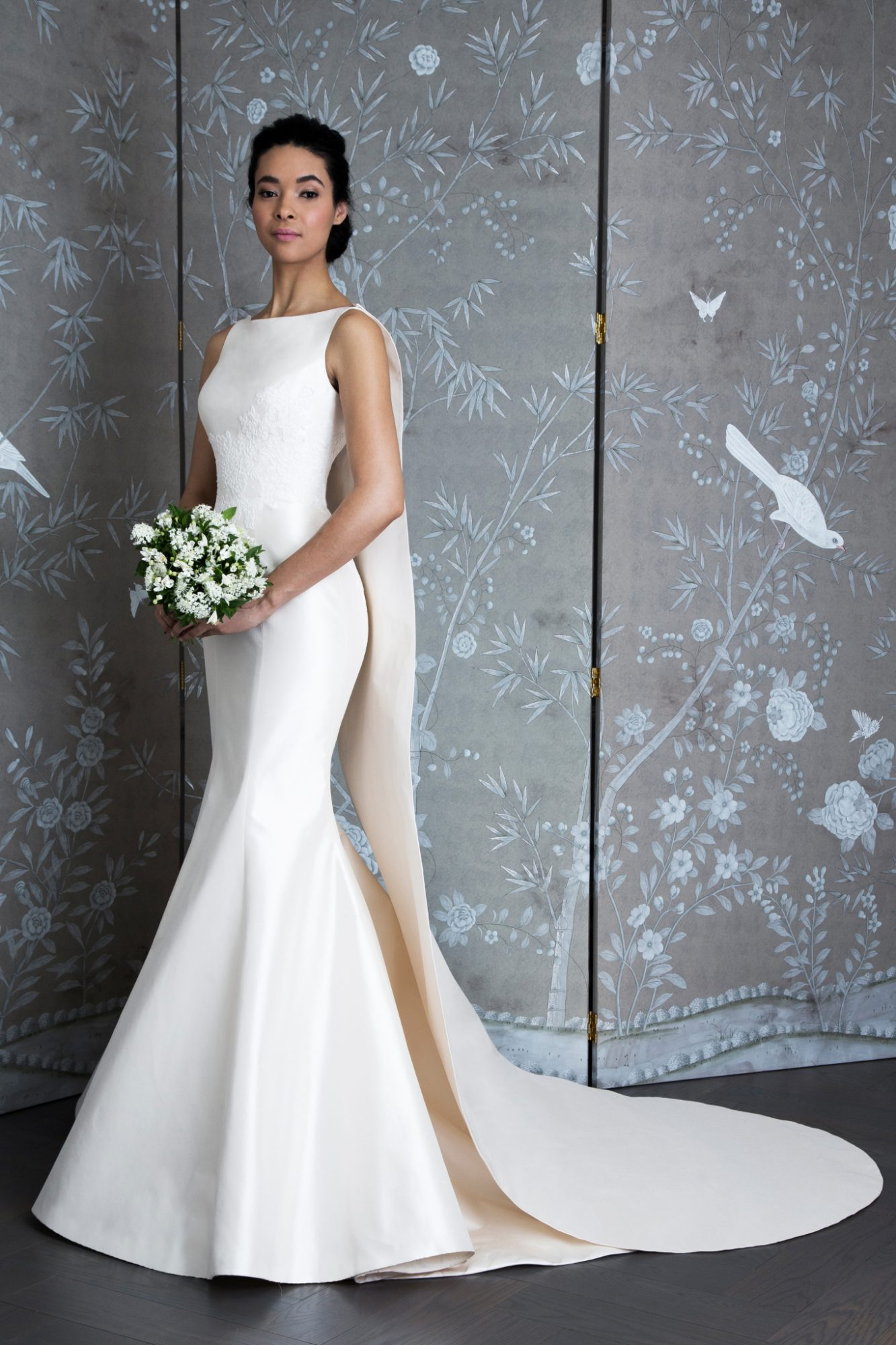 Wedding dress from Spring 2019