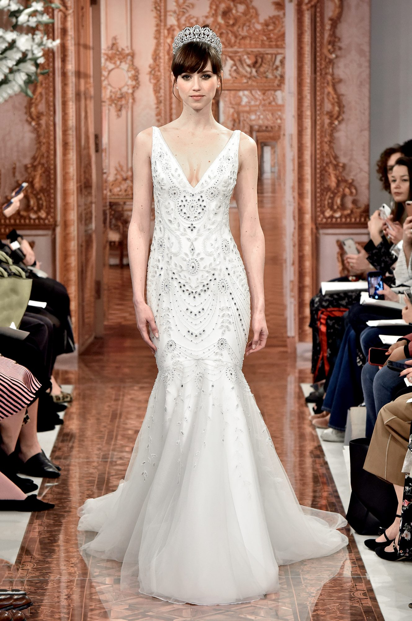THEIA Spring 2019 Wedding Dress Collection