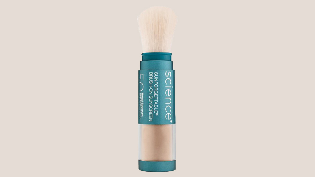 ColorScience Sunforgettable Brush-On Sunscreen