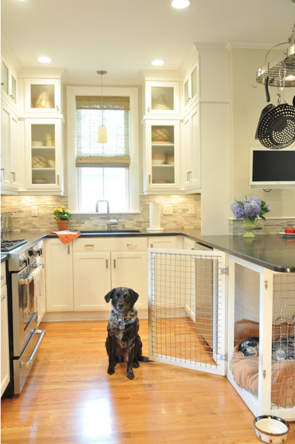 12 Indoor Dog Houses That We Think Are Pawsitively Genius Martha