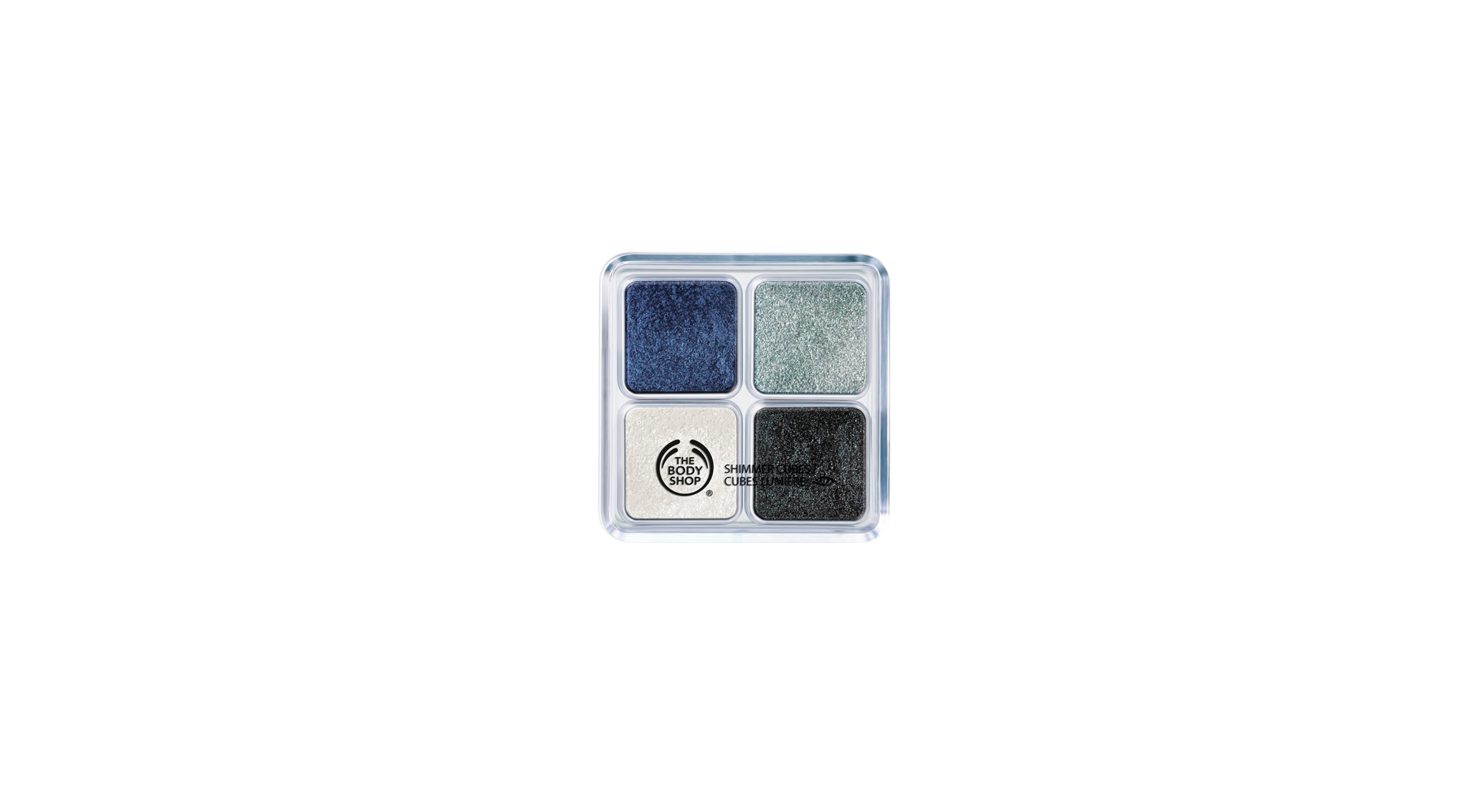 The Body Shop Blue Moon Shimmer Cubes