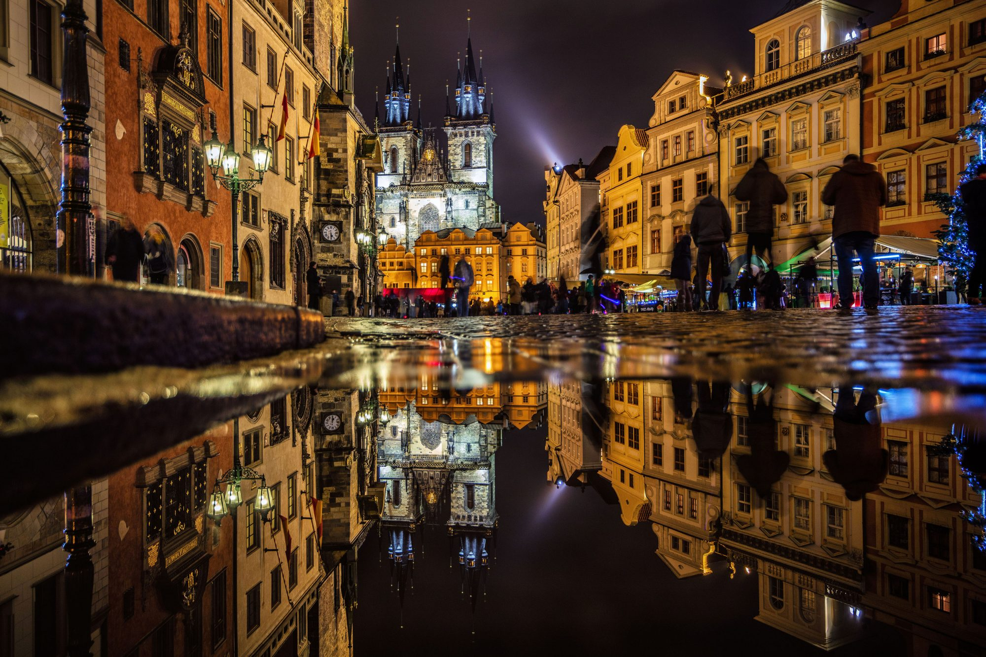 prague travel photo