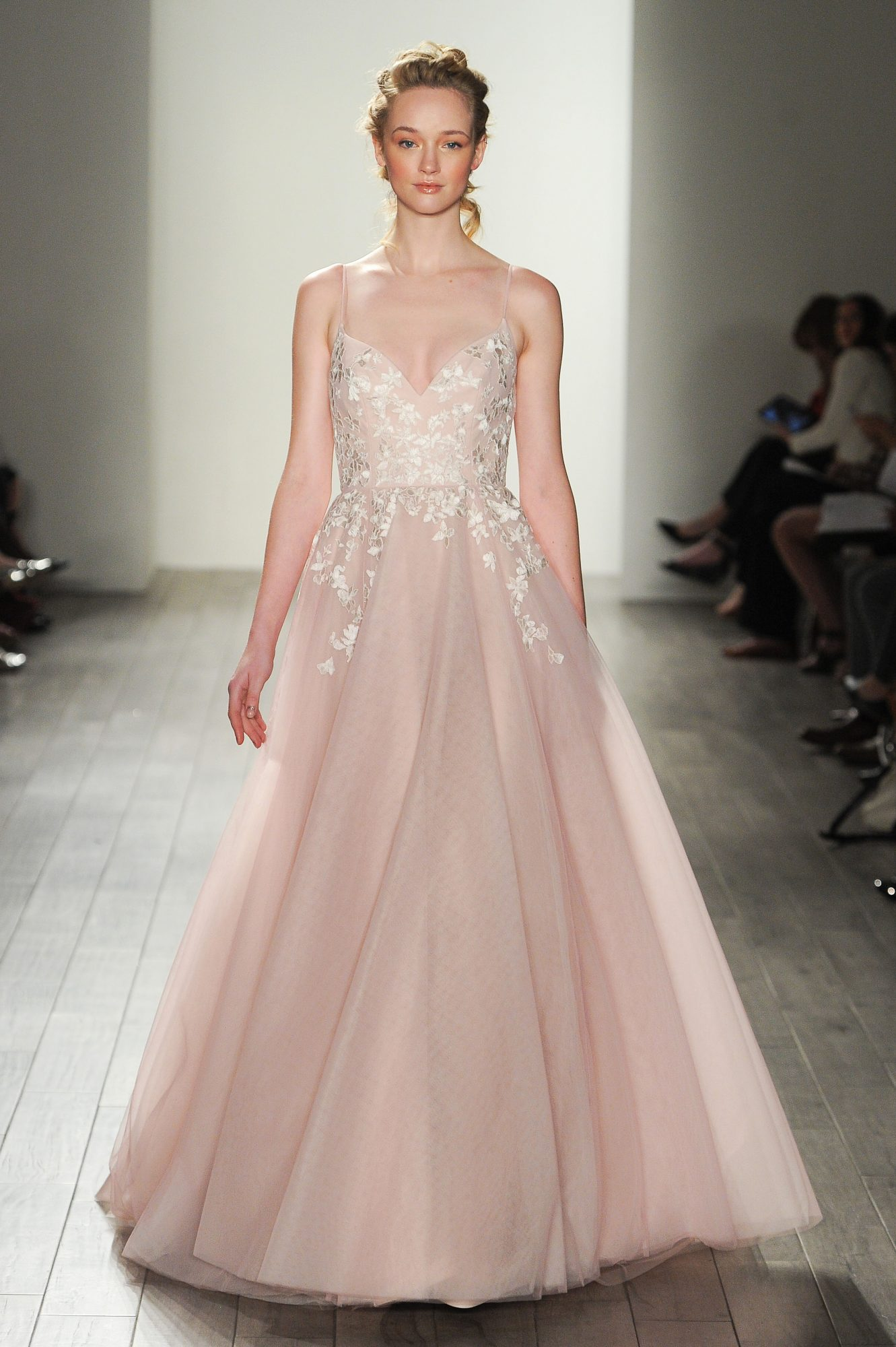 Blush by Hayley Paige Fall 2017 Wedding Dress Collection