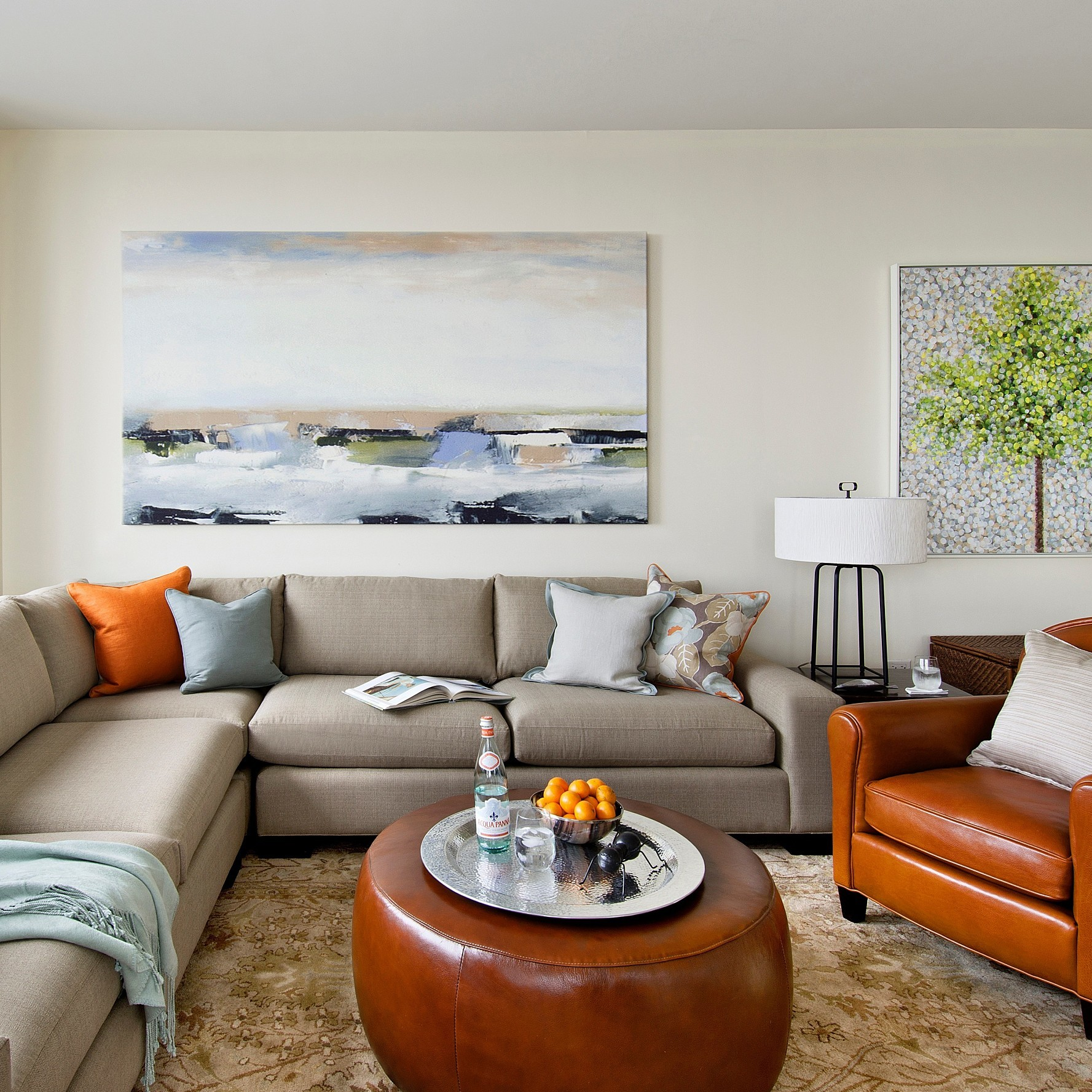 10 Rules to Keep in Mind When Decorating a Living Room  Martha