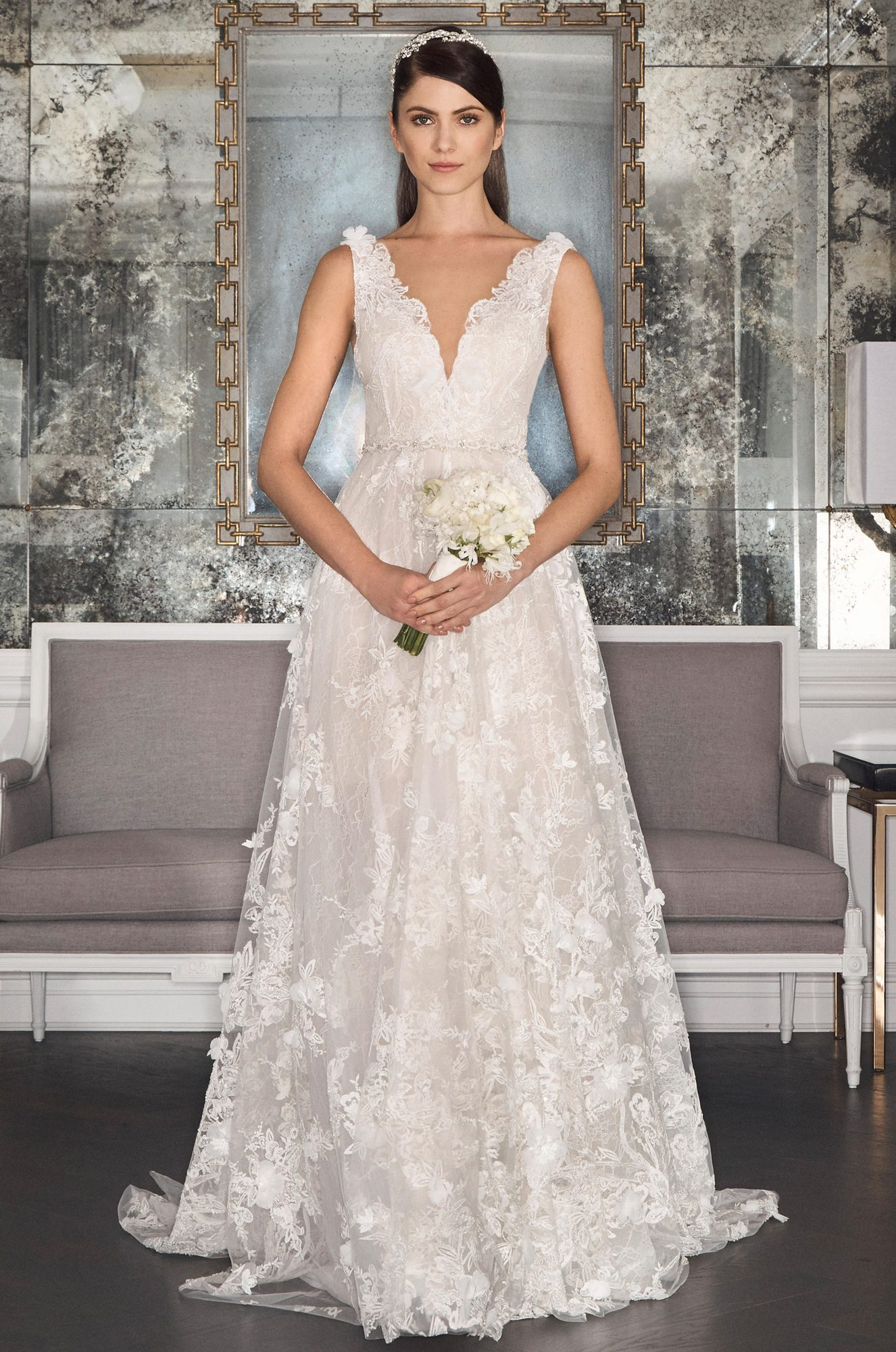 Romona Keveza Wedding Dress 2017