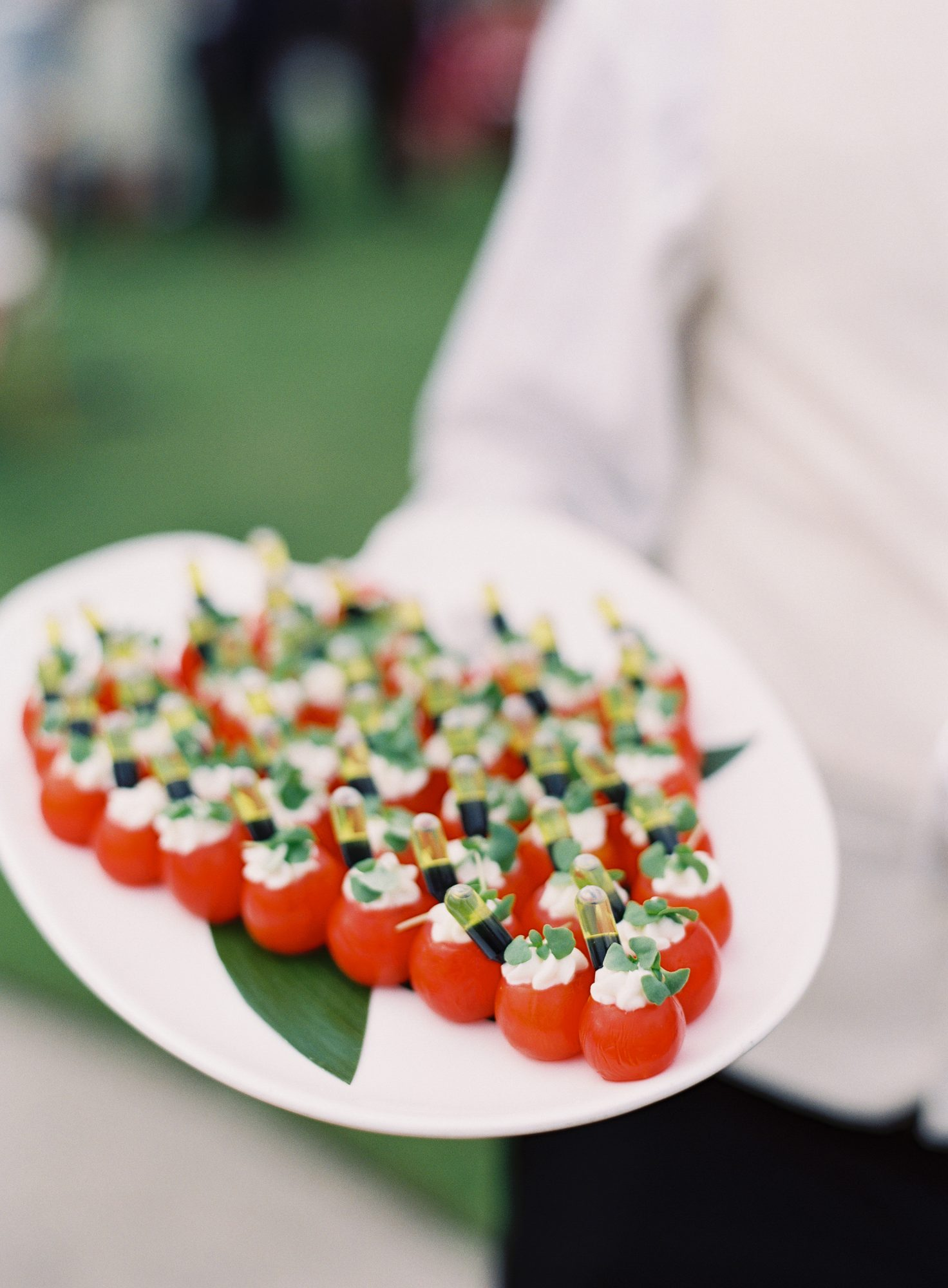 wedding appetizers