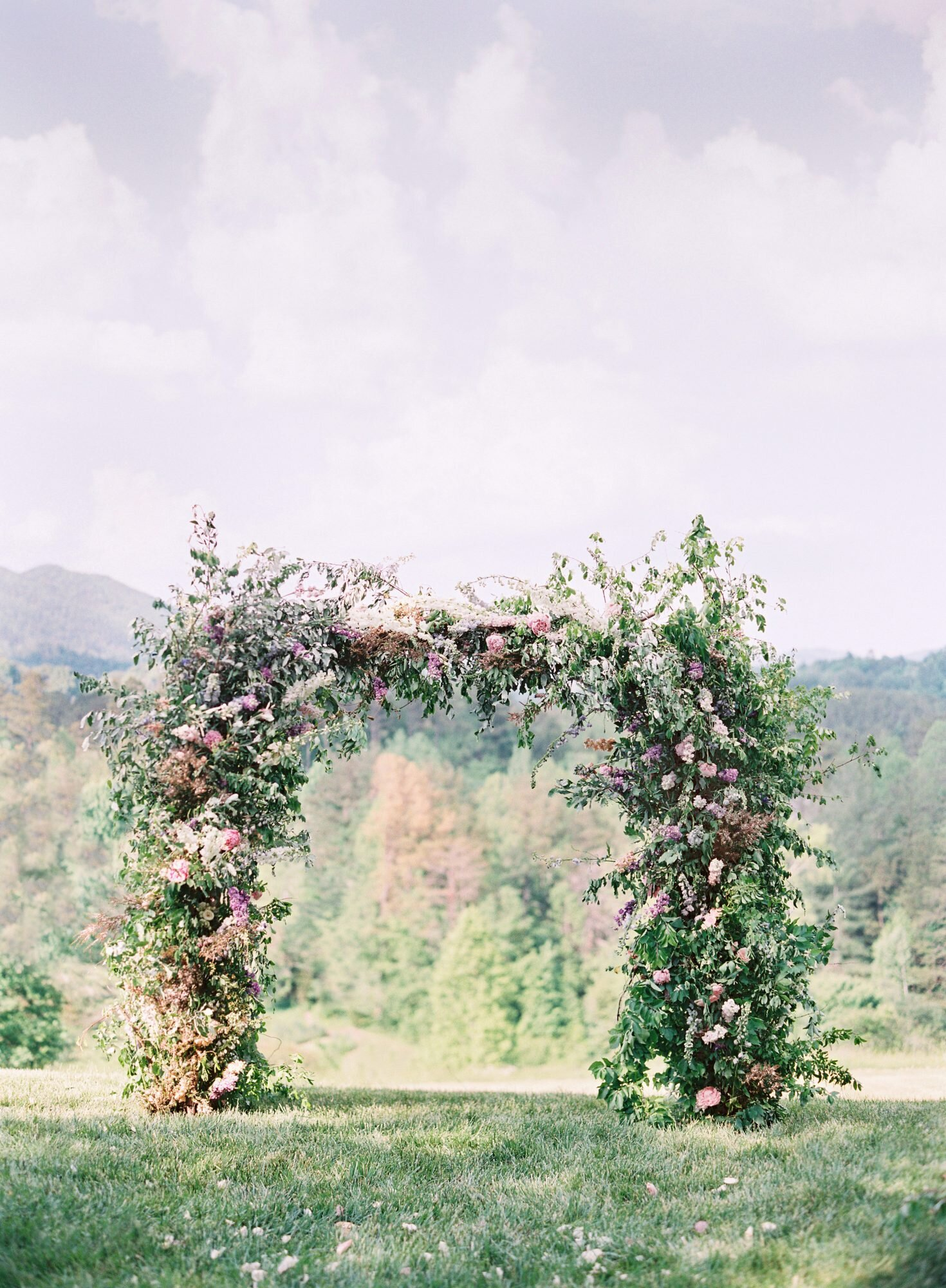Wedding Arch Inspiration We Love For Your Ceremony Martha Stewart