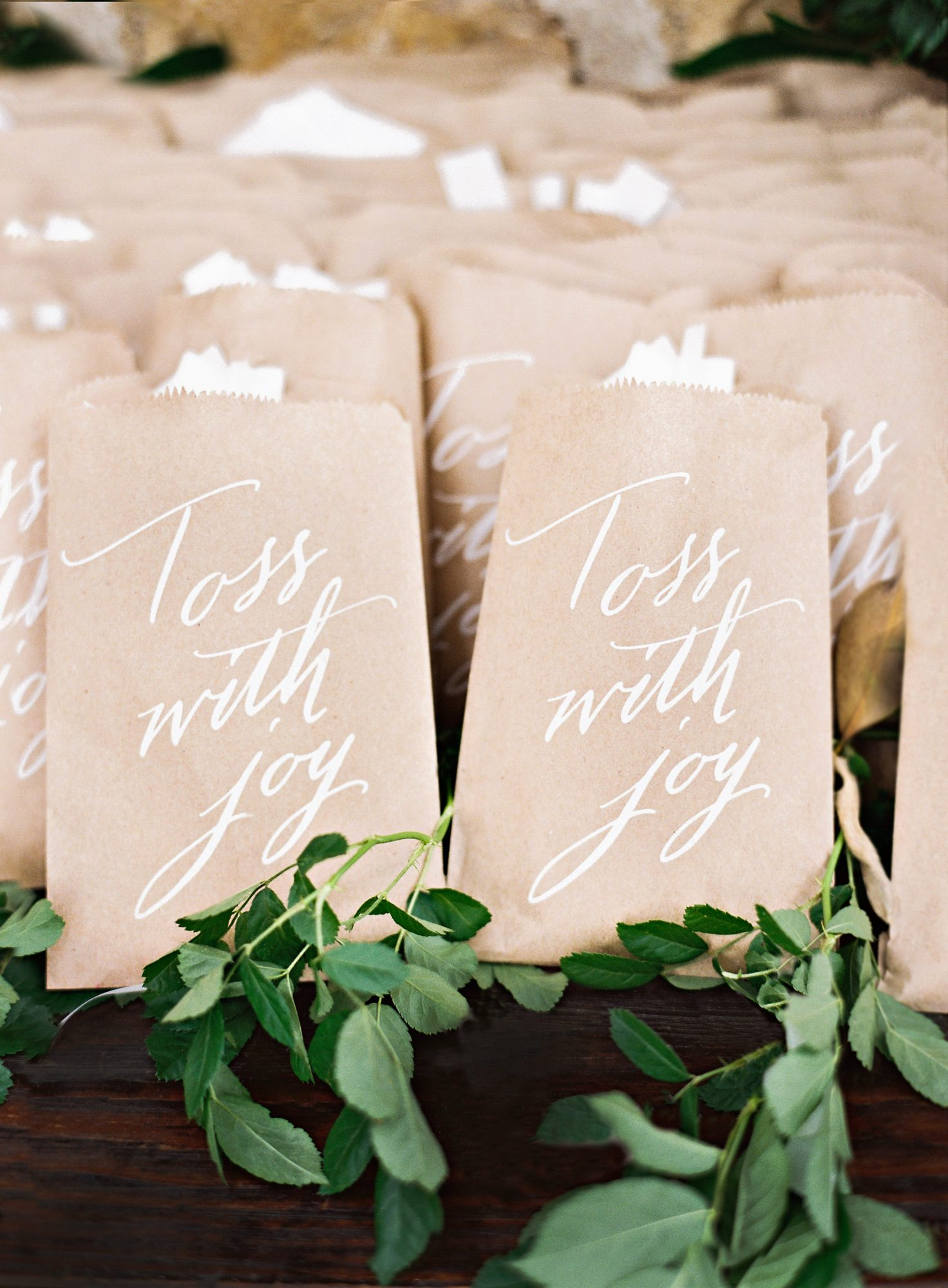 Confetti Toss Packets