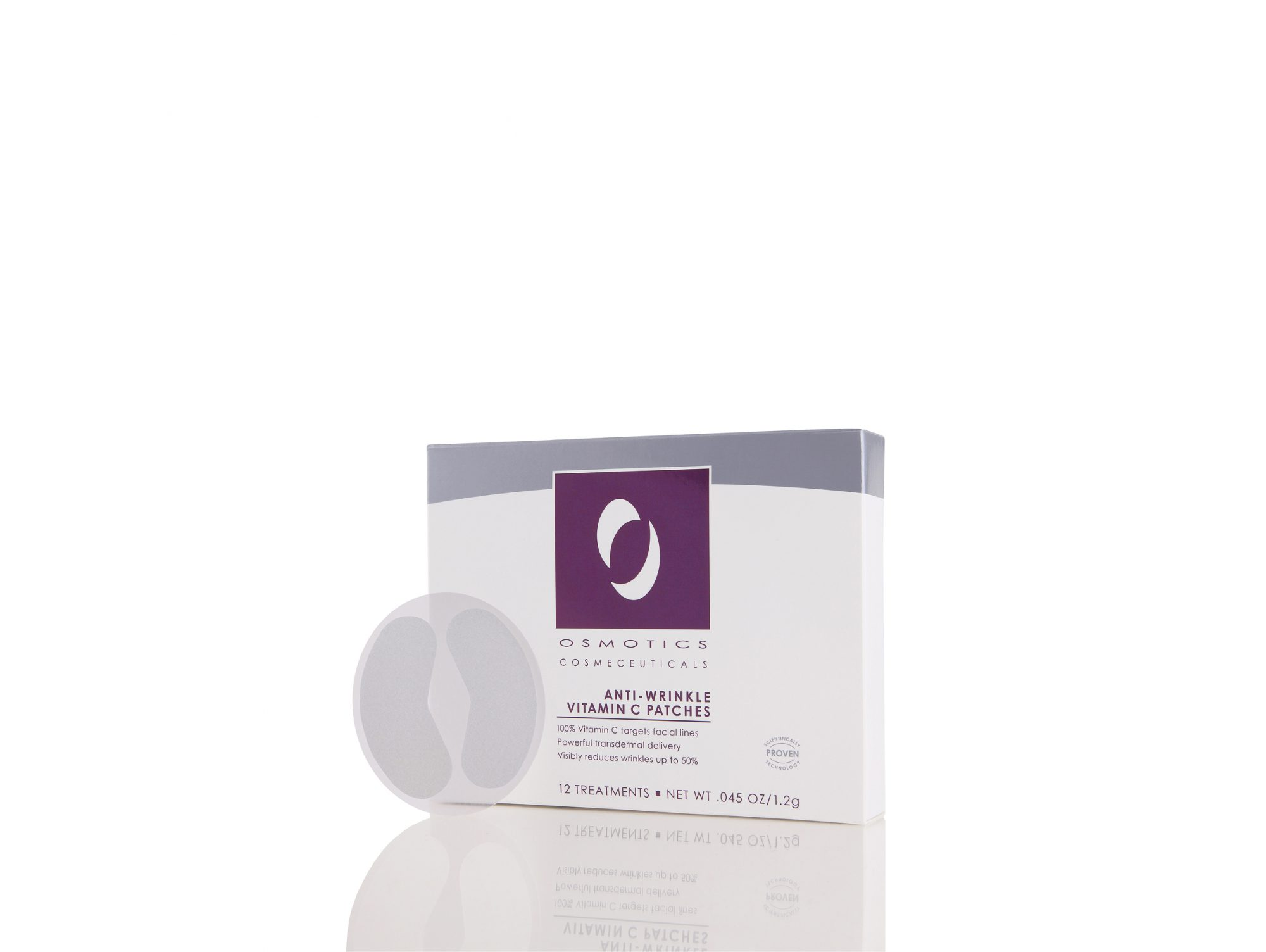 osmotics vitamin c antiwrinkle patches