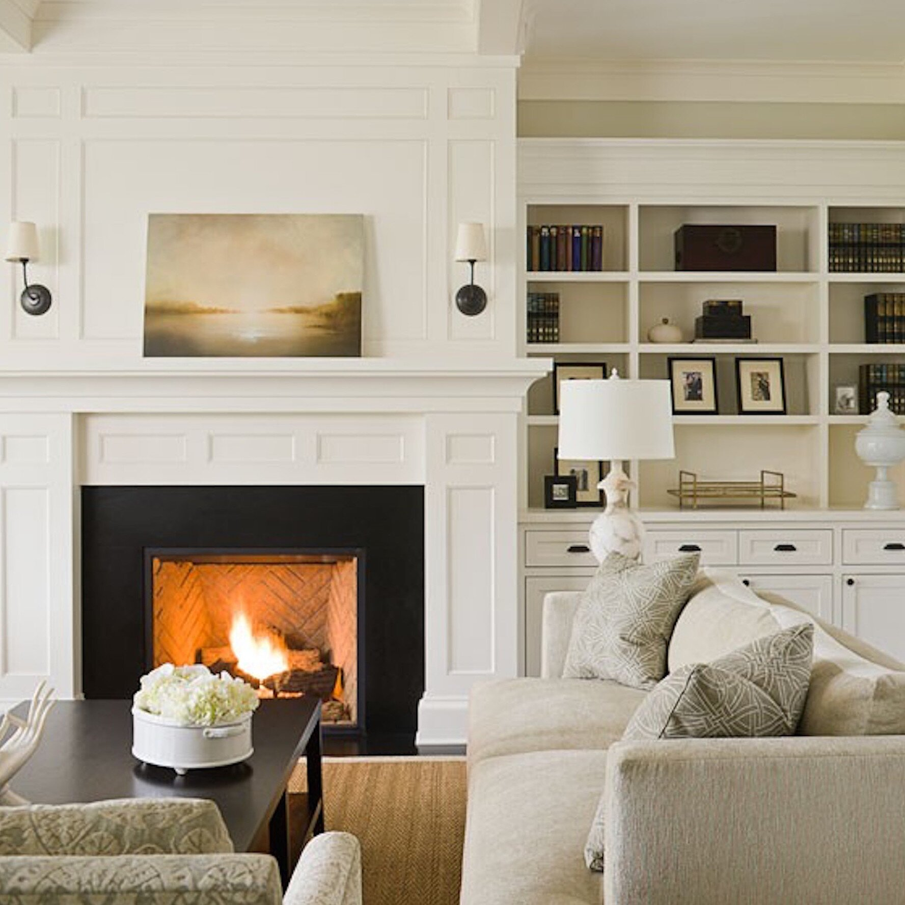 7 Living Room Color Ideas That Warm up Your Space | Martha ...