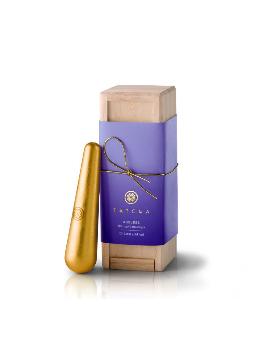 Tatcha Akari Gold Massager