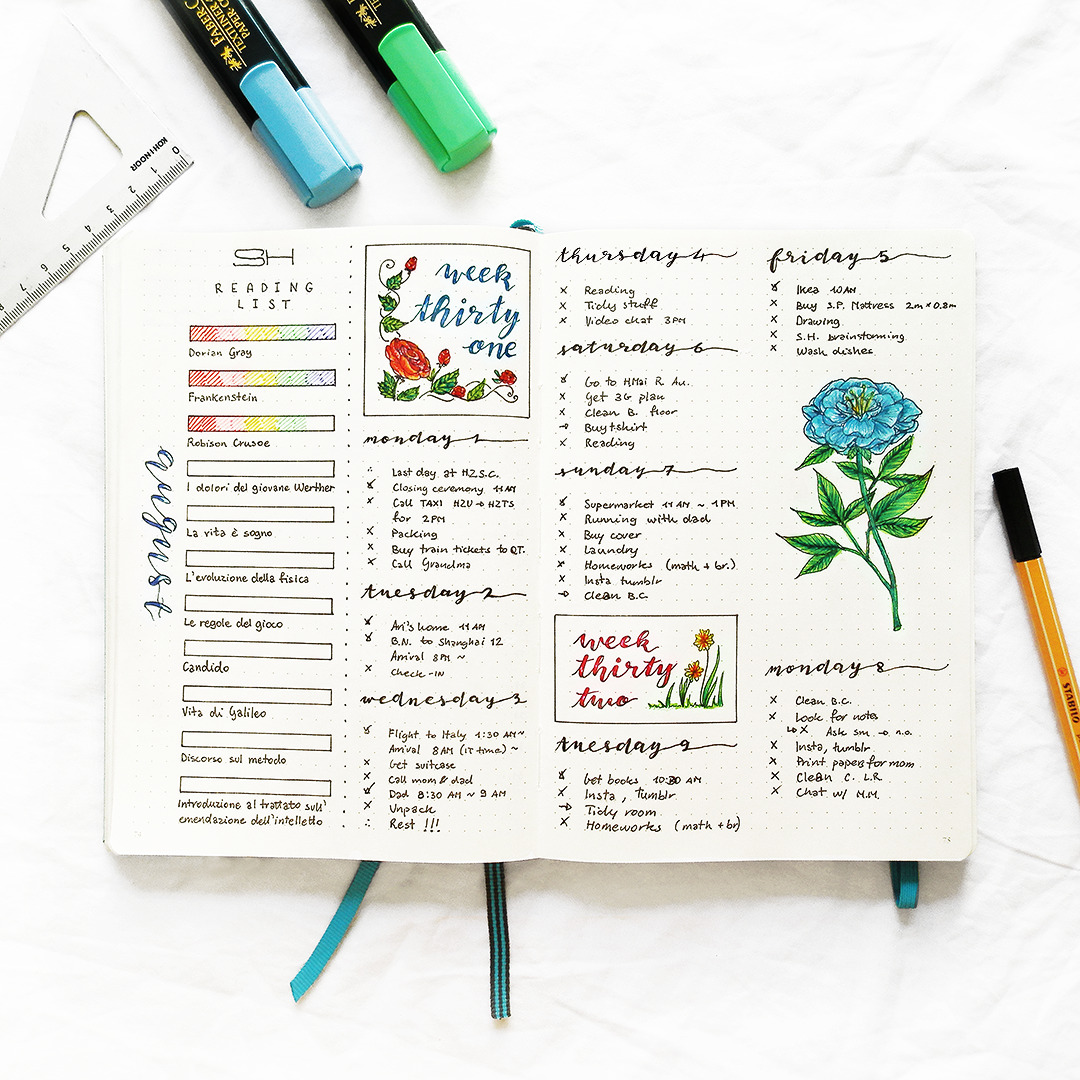 Here's Why Bullet Journals Are So Effective—Plus, How to Make Your Own