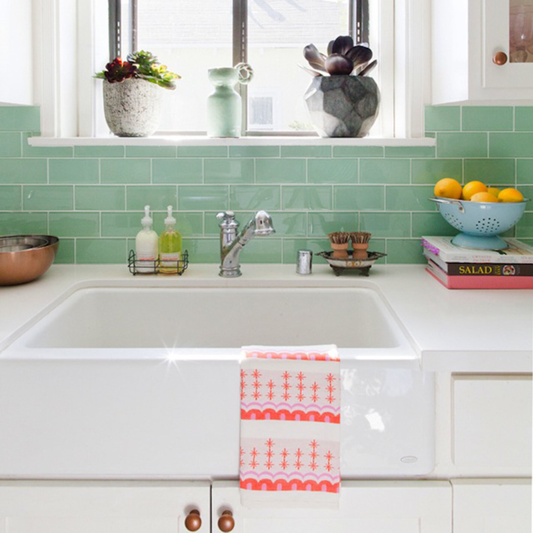 How to Seriously Deep Clean Your Kitchen Sink & Disposal ...