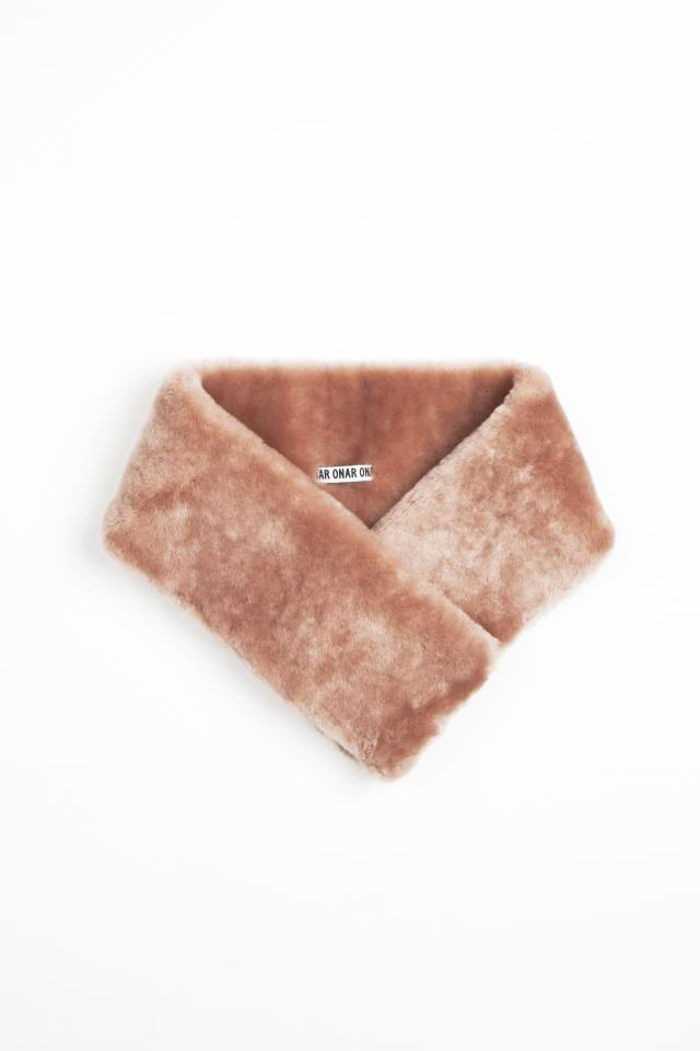 onar ofra fur collar