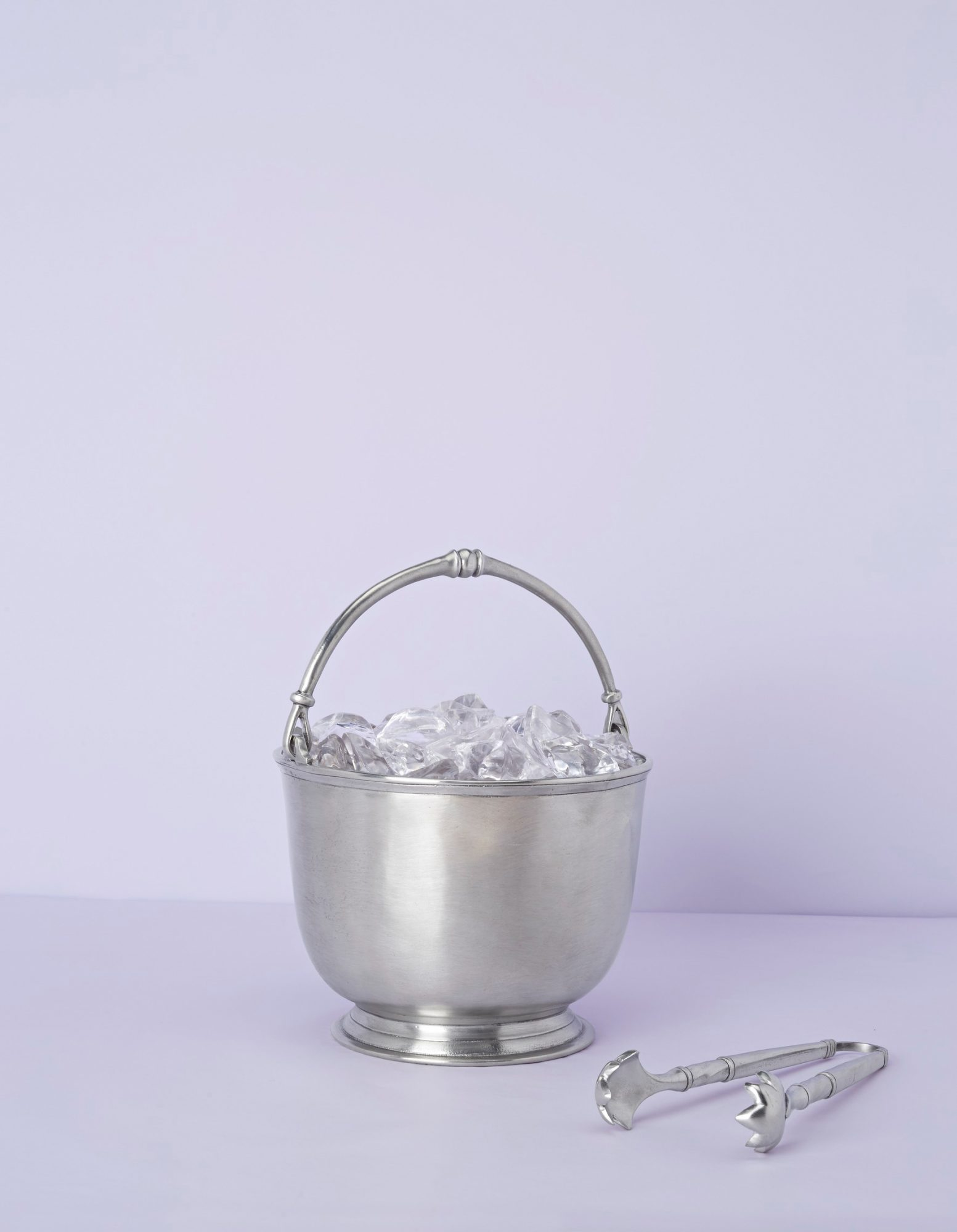 ice bucket set tongs
