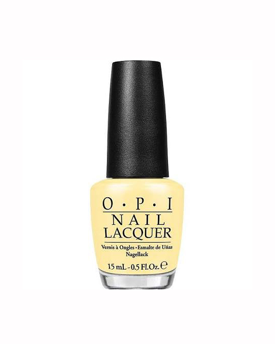 GREEN ORCHIDS: ONE CHIC CHICK BY OPI