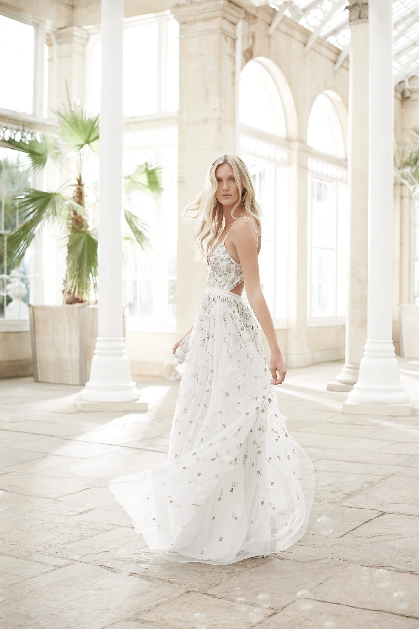 needle and thread wedding dress spring2017 backless