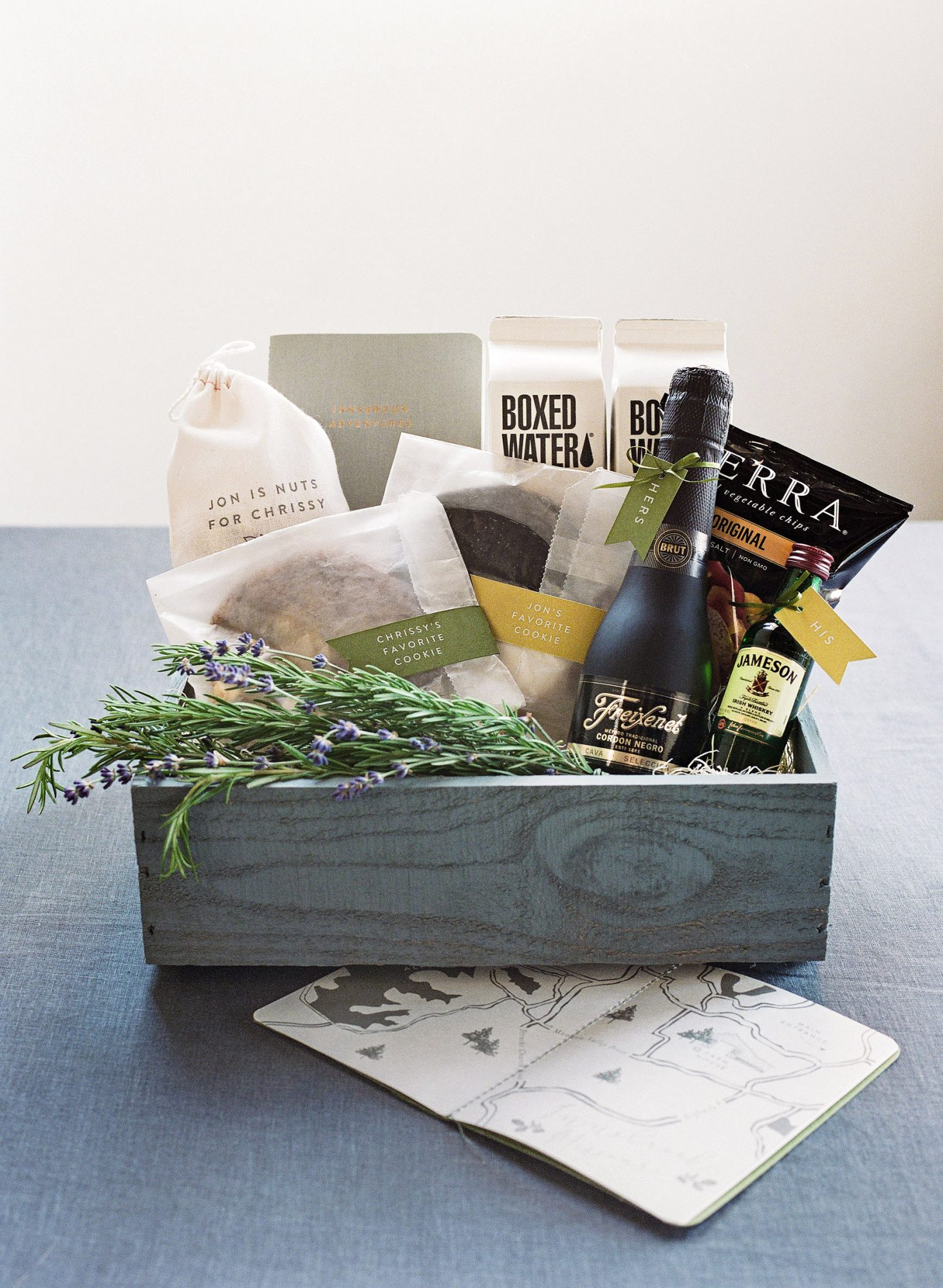 guest wedding boxes