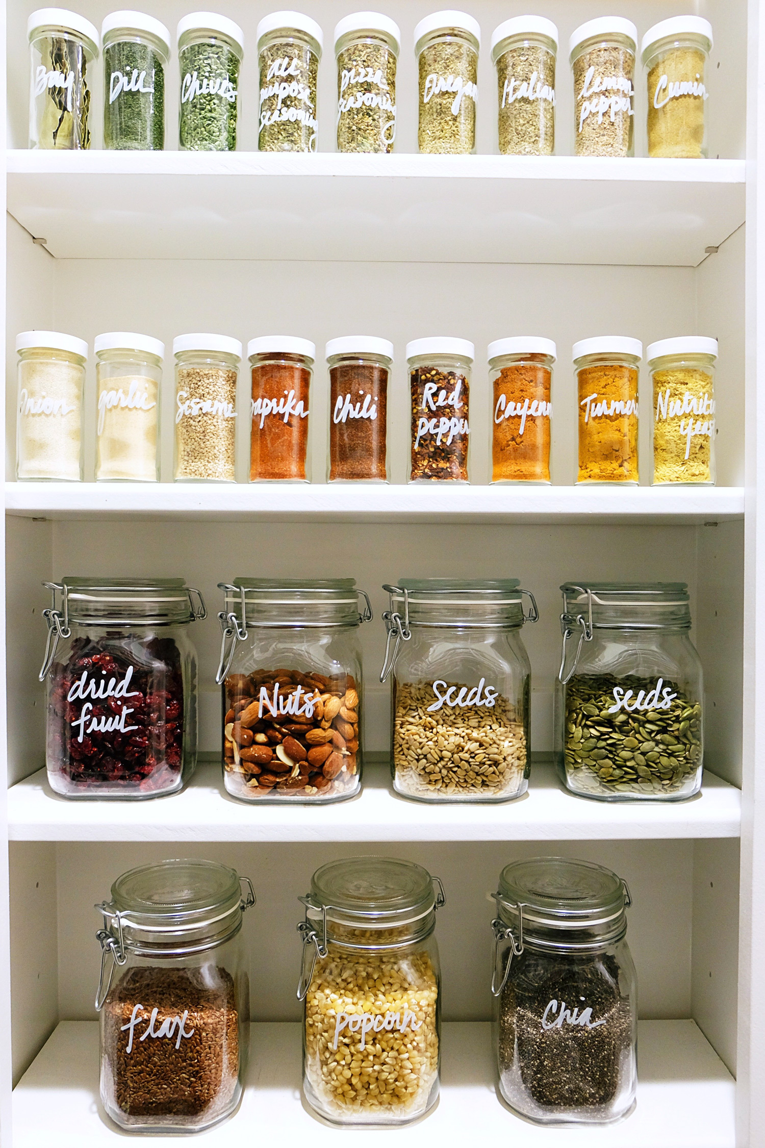 5 Easy Steps To Keep Your Pantry Clean