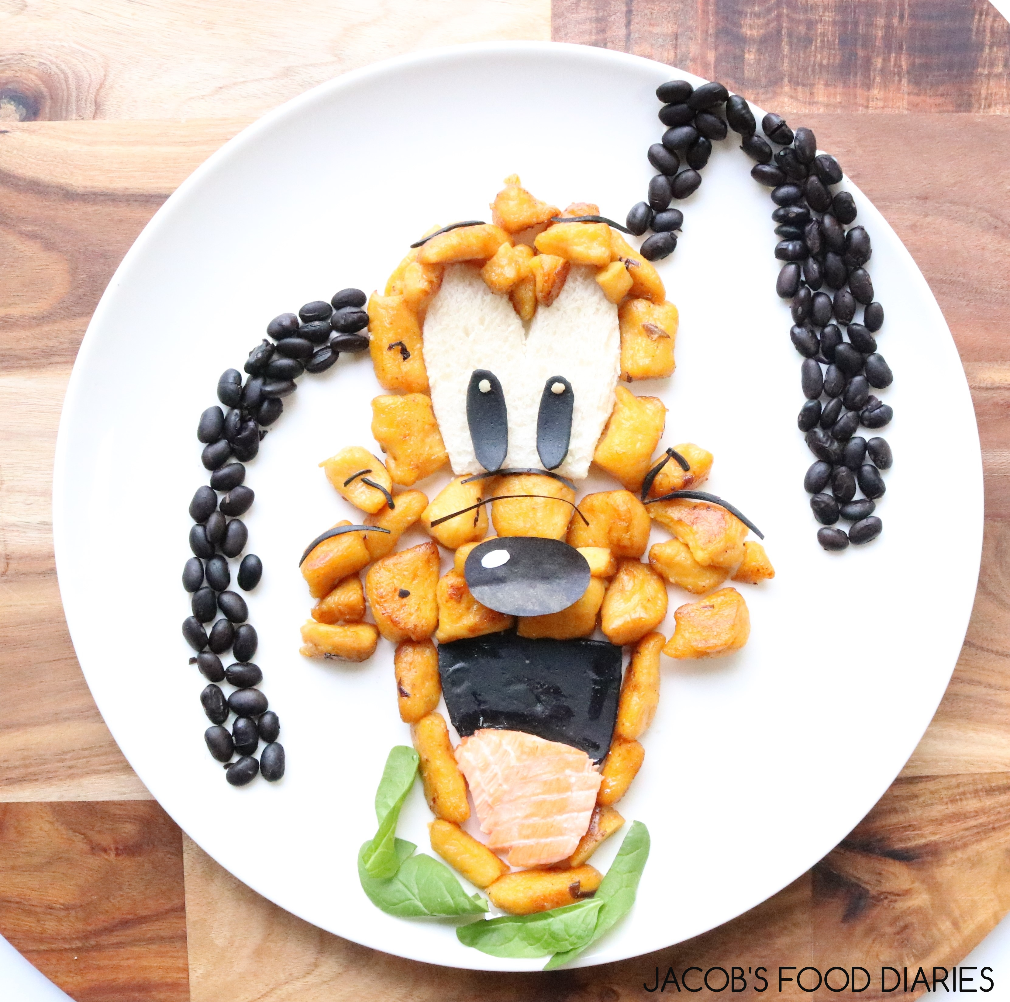 goofy made in food