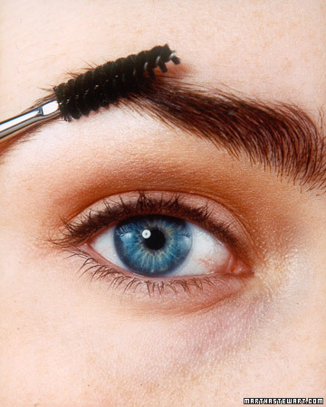 Two to Five Days Before: Have Your Brows Done
