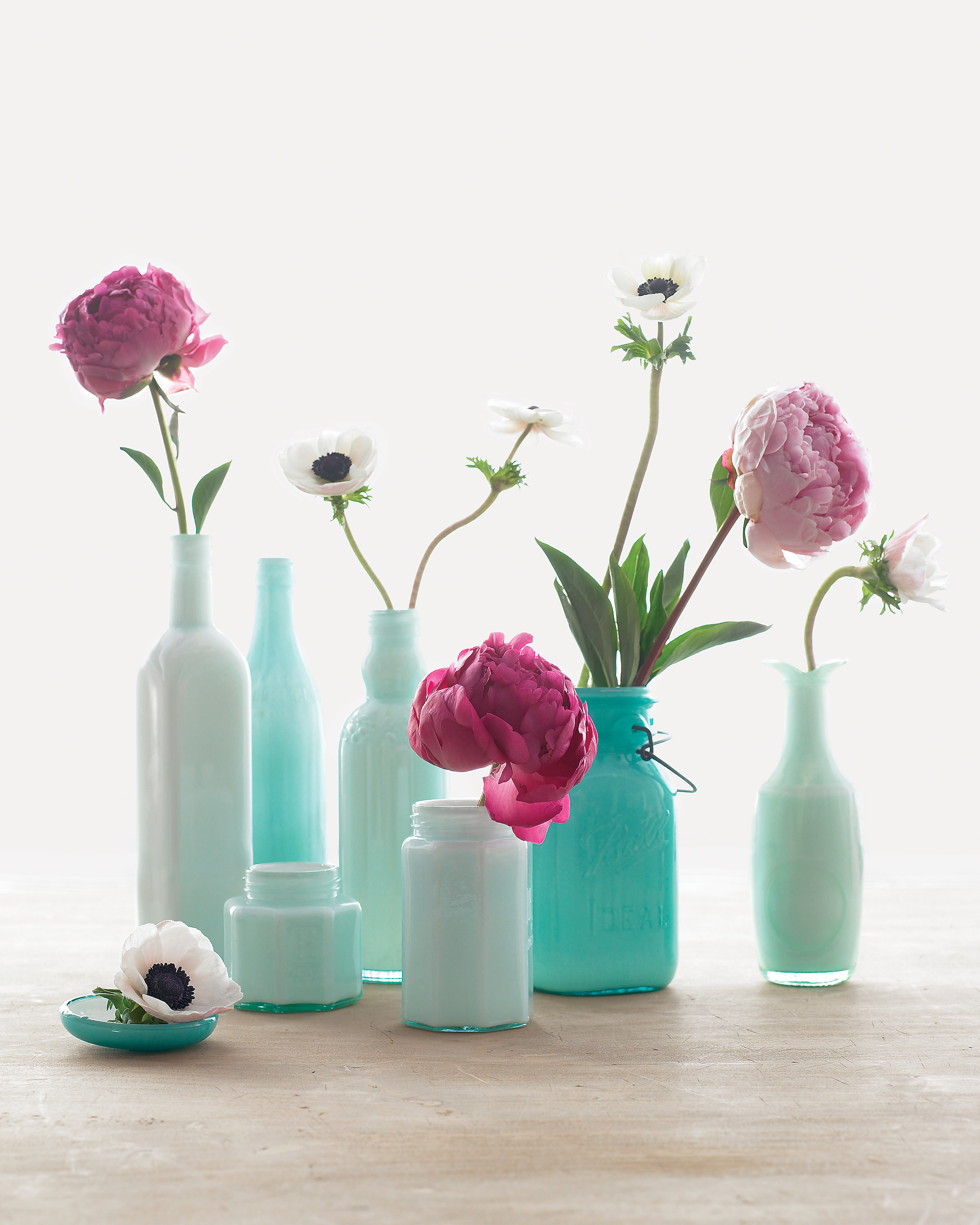 Paint a Collection of Vases