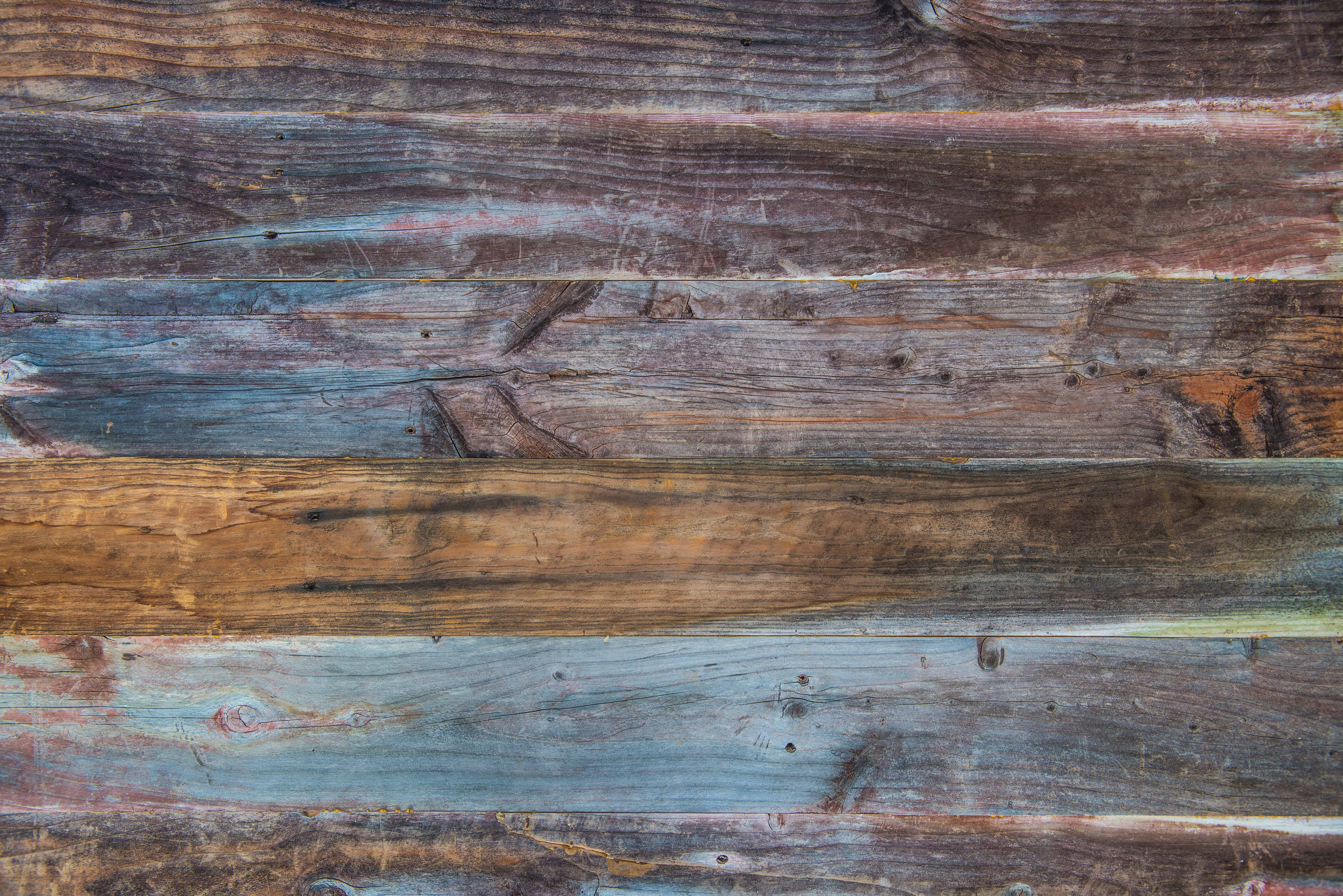 reclaimed wood detail