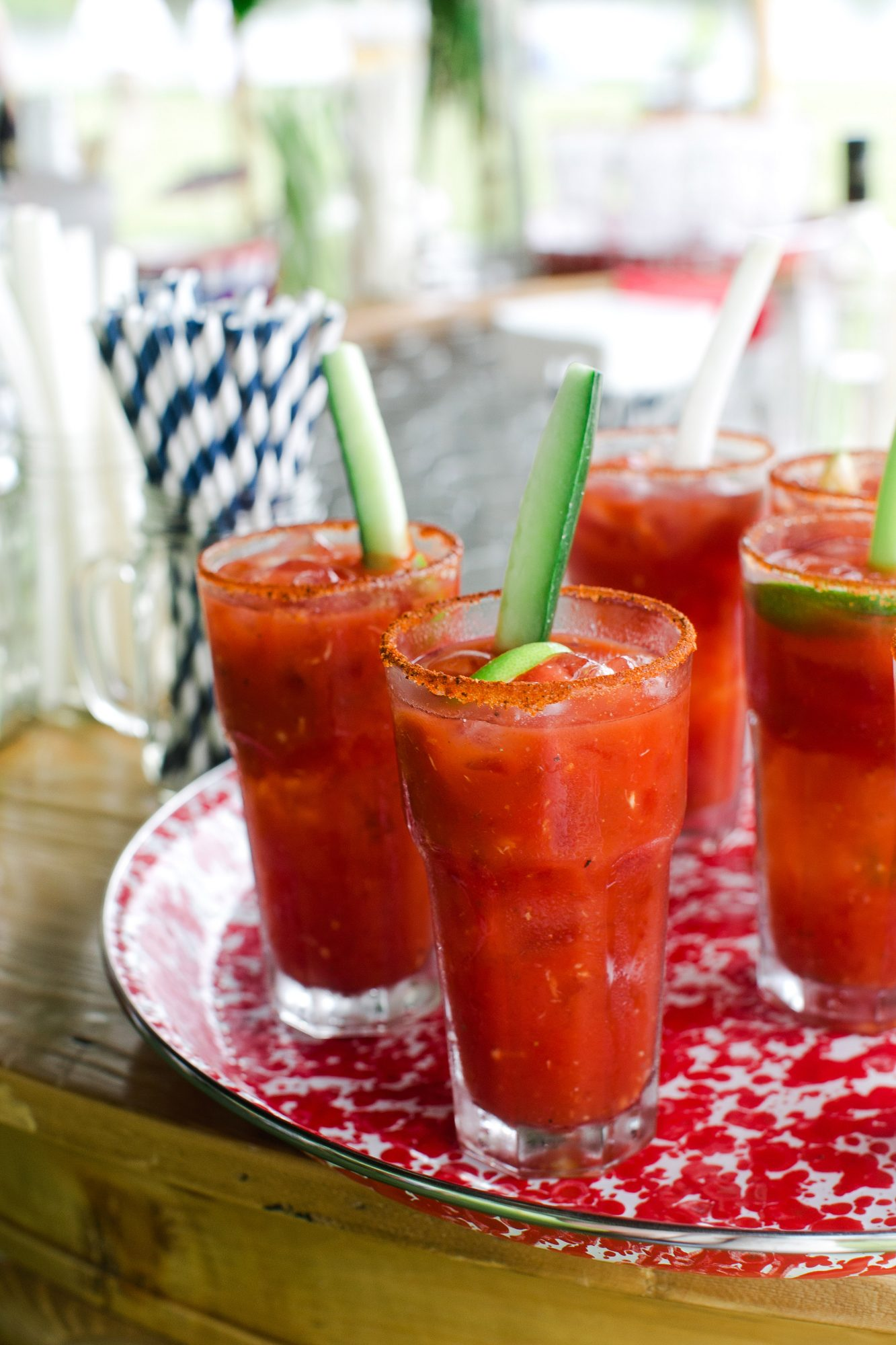 patriotic party bloody marys