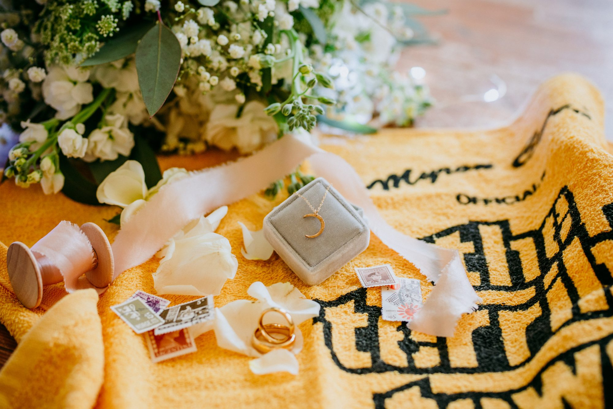 """Props from """"This Is Us"""" Wedding Inspiration Shoot"""