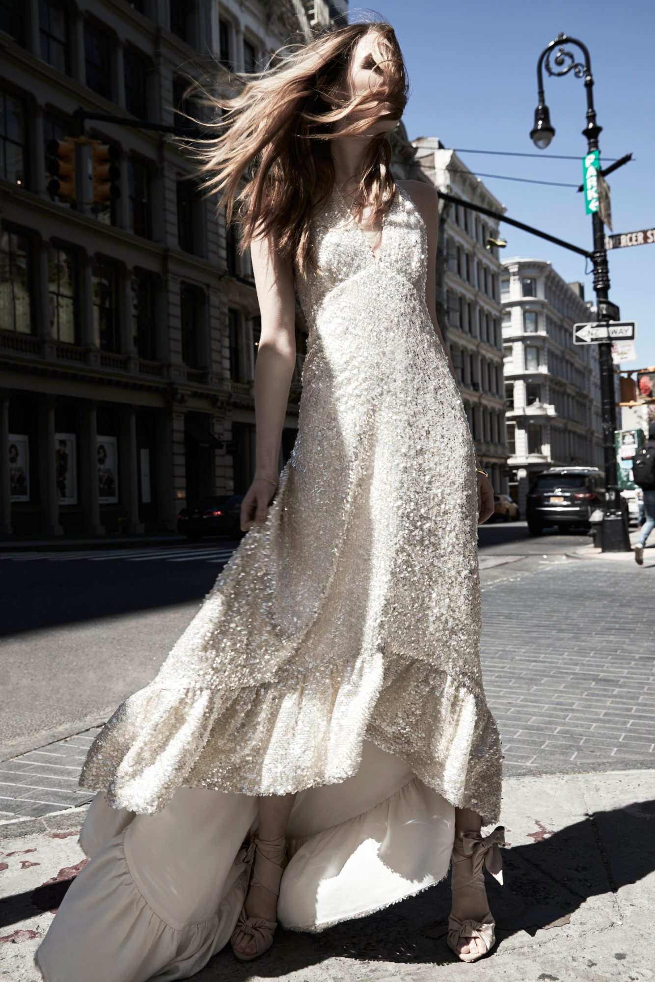 savannah miller halter spring 2018 wedding dress