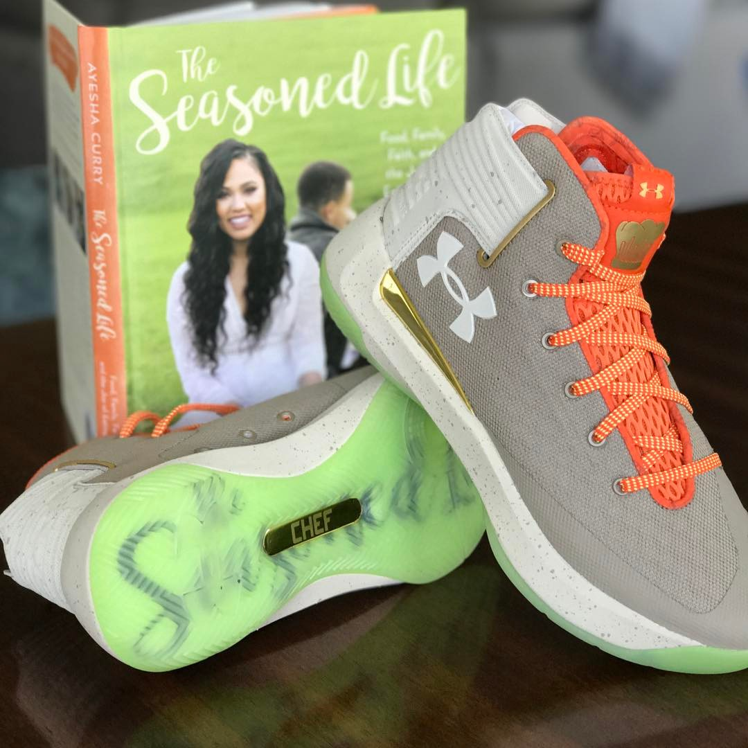 Exclusive Steph Curry Sneakers for Mother's Day
