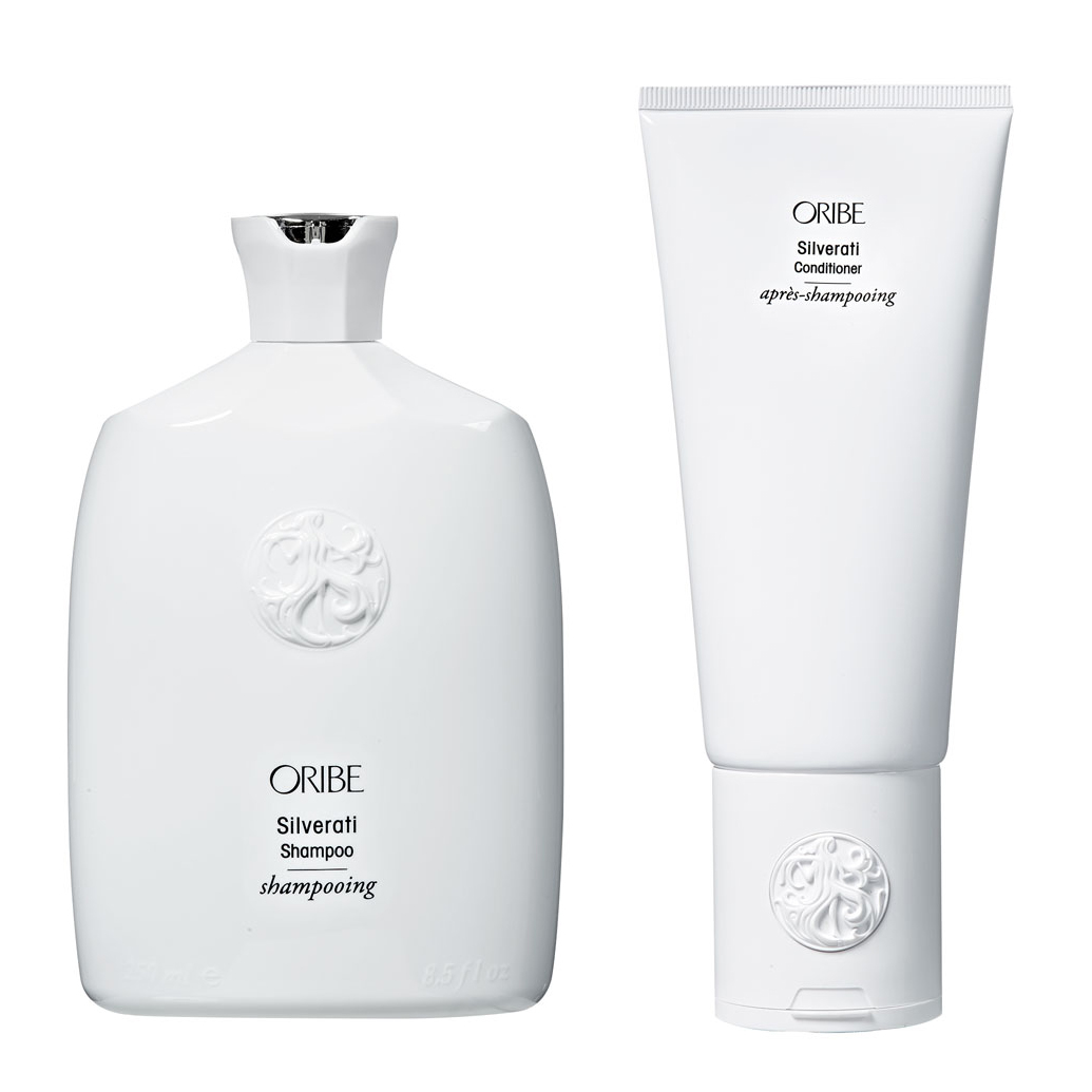 oribe silverati shampoo and conditioner