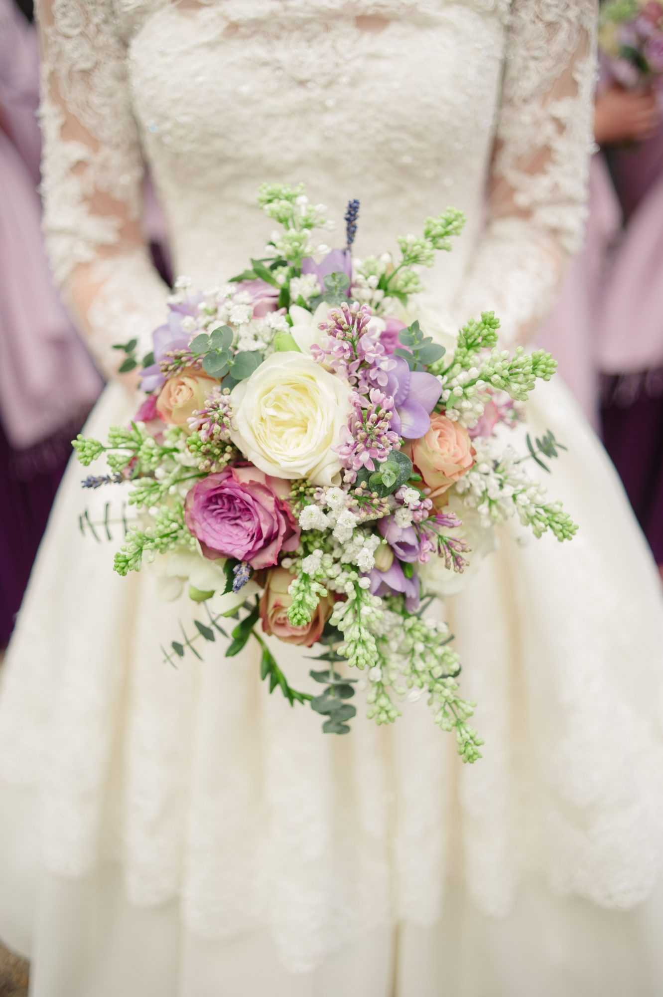 Vintage-Inspired Bouquet