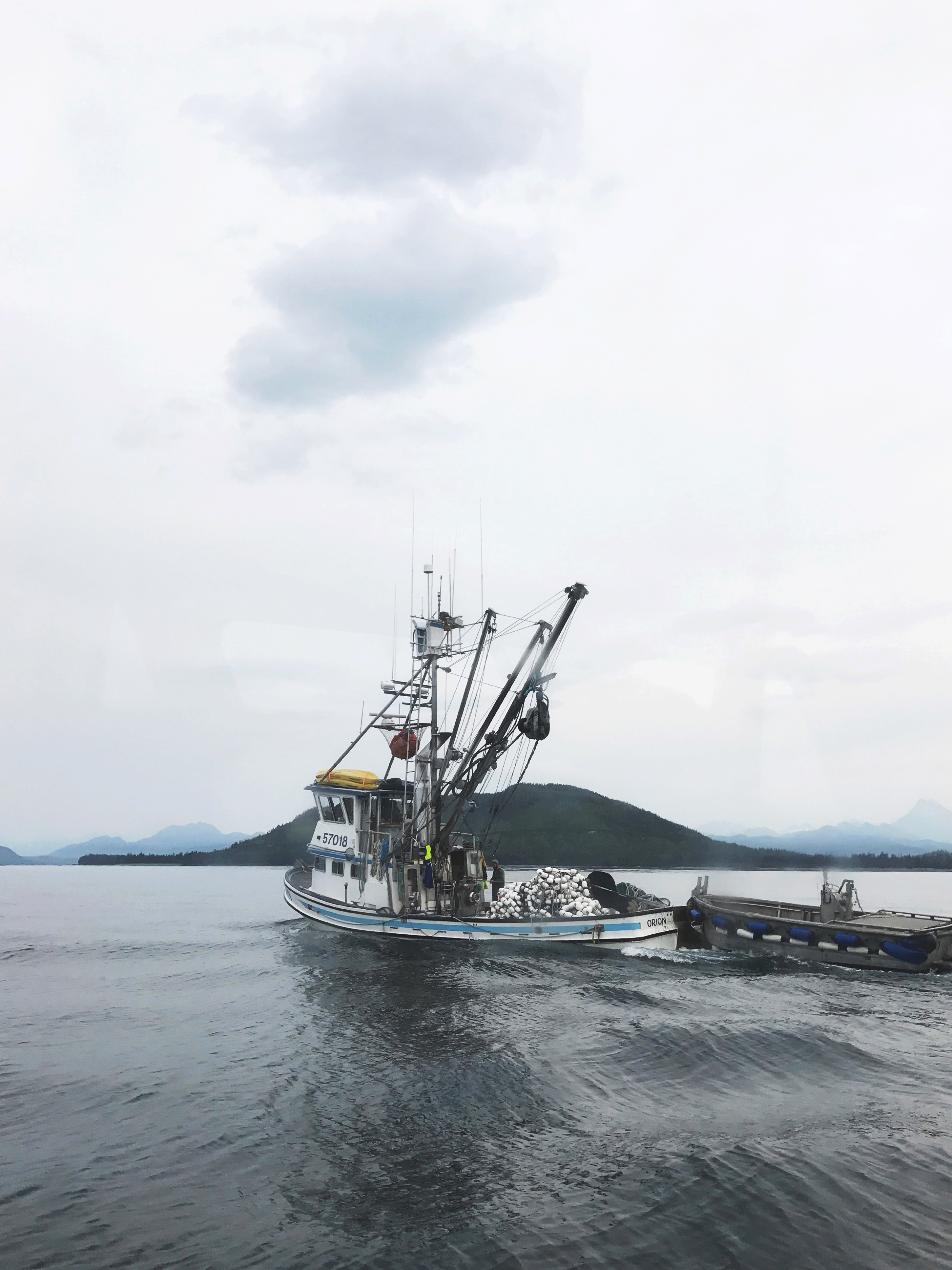 orion boat drifters fish