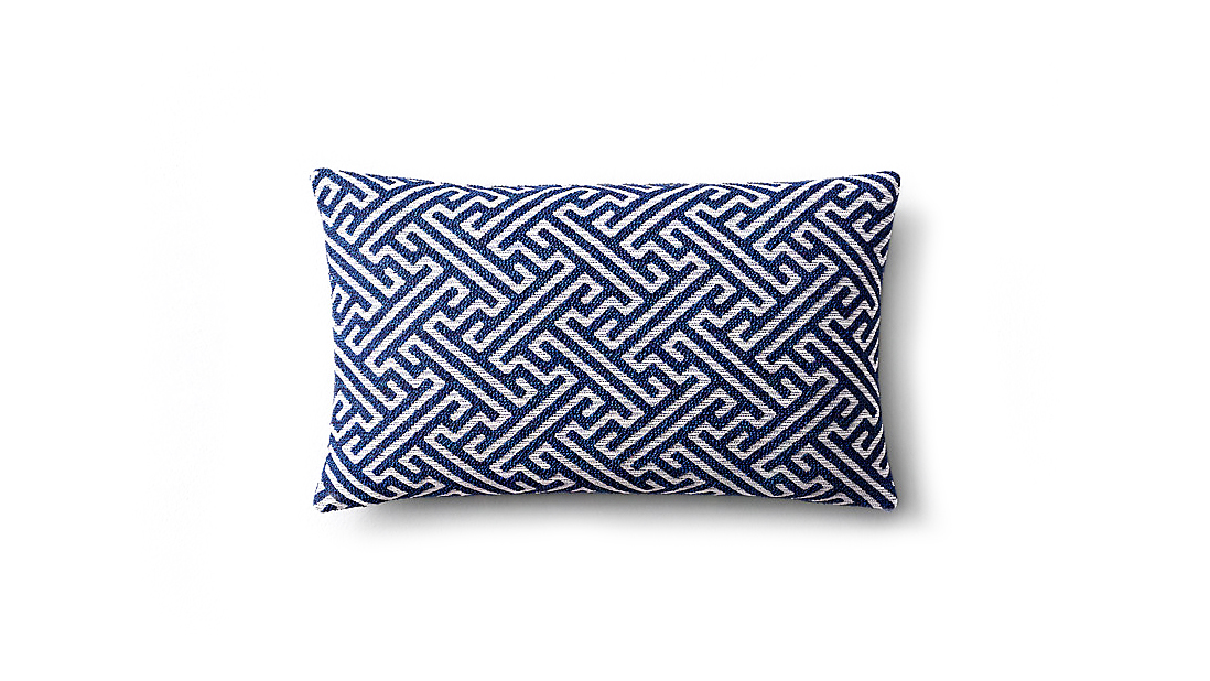 restoration hardware bella dura pillow cover