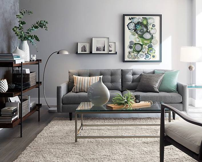 crate and barrel american made furitnure line
