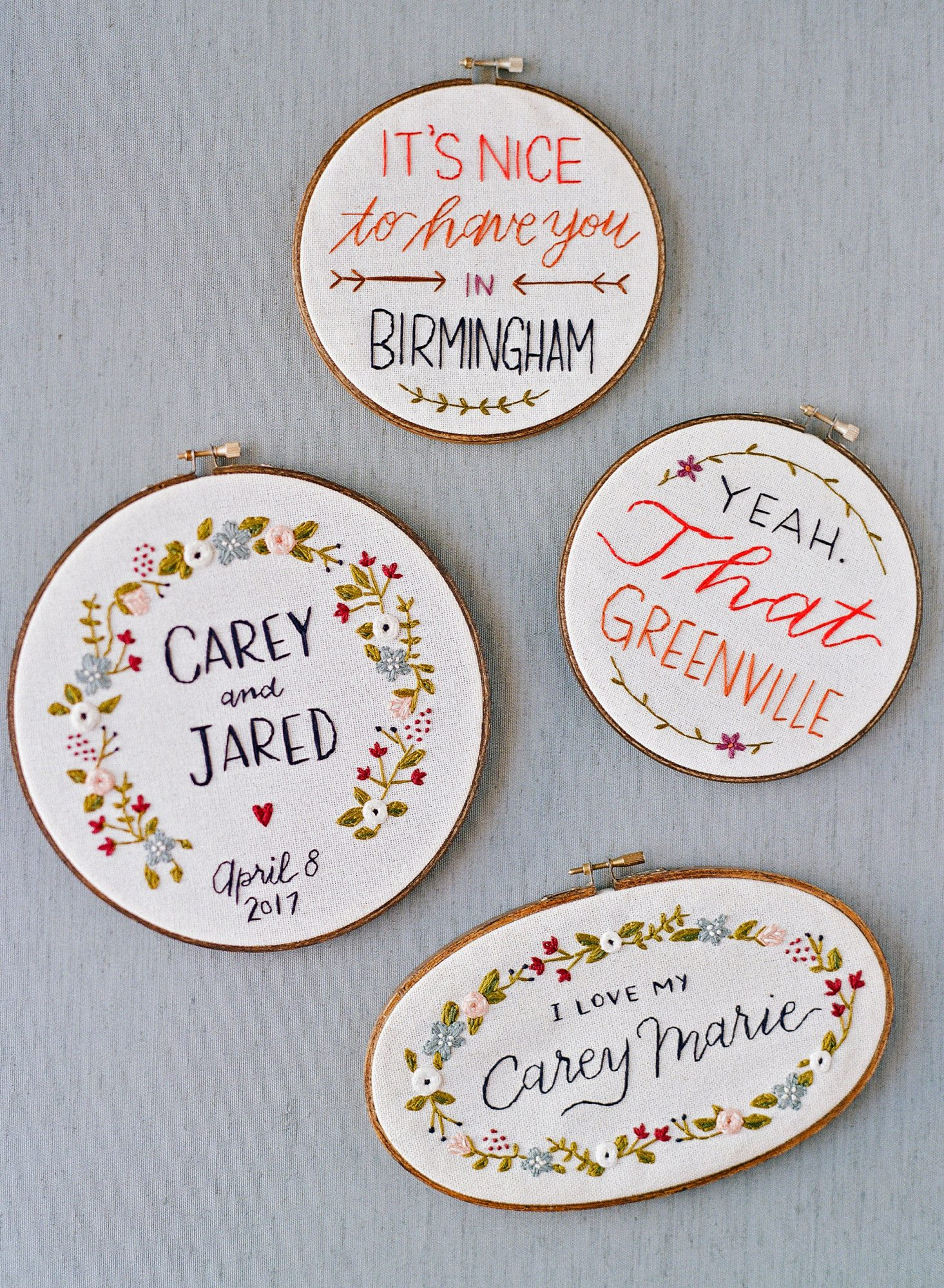 carey jared wedding gifts