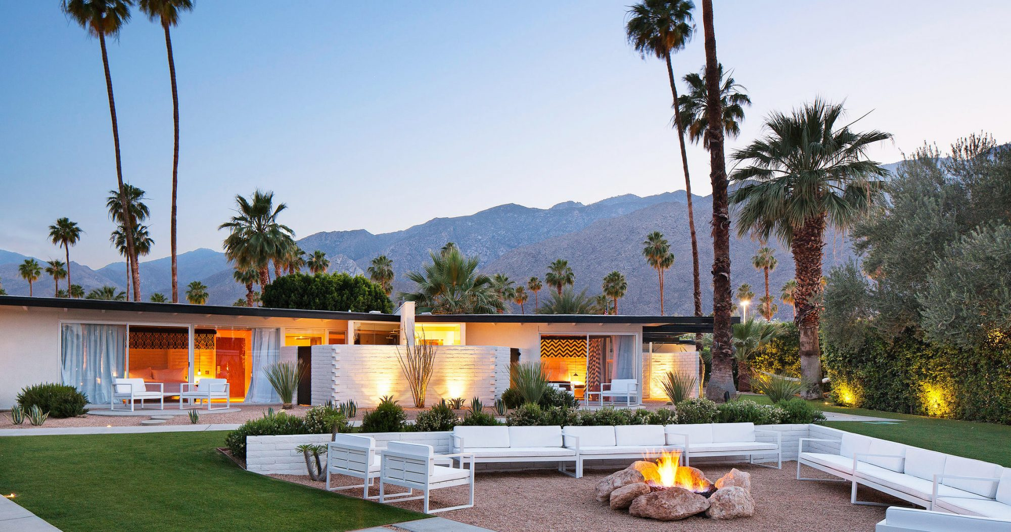 Palm Springs: L'Horizon