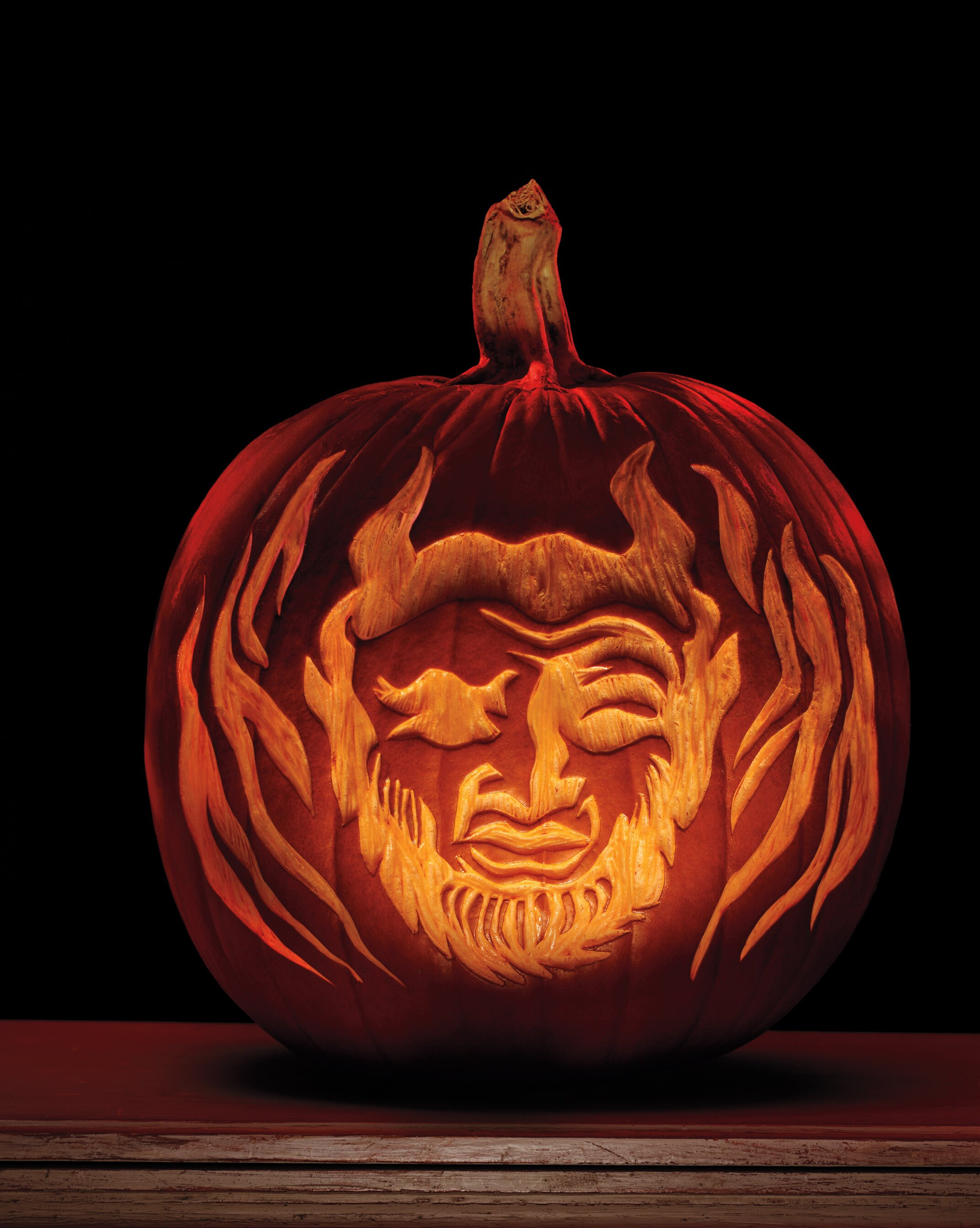 10 Scary Pumpkin Faces That Are Straight Out Of Your
