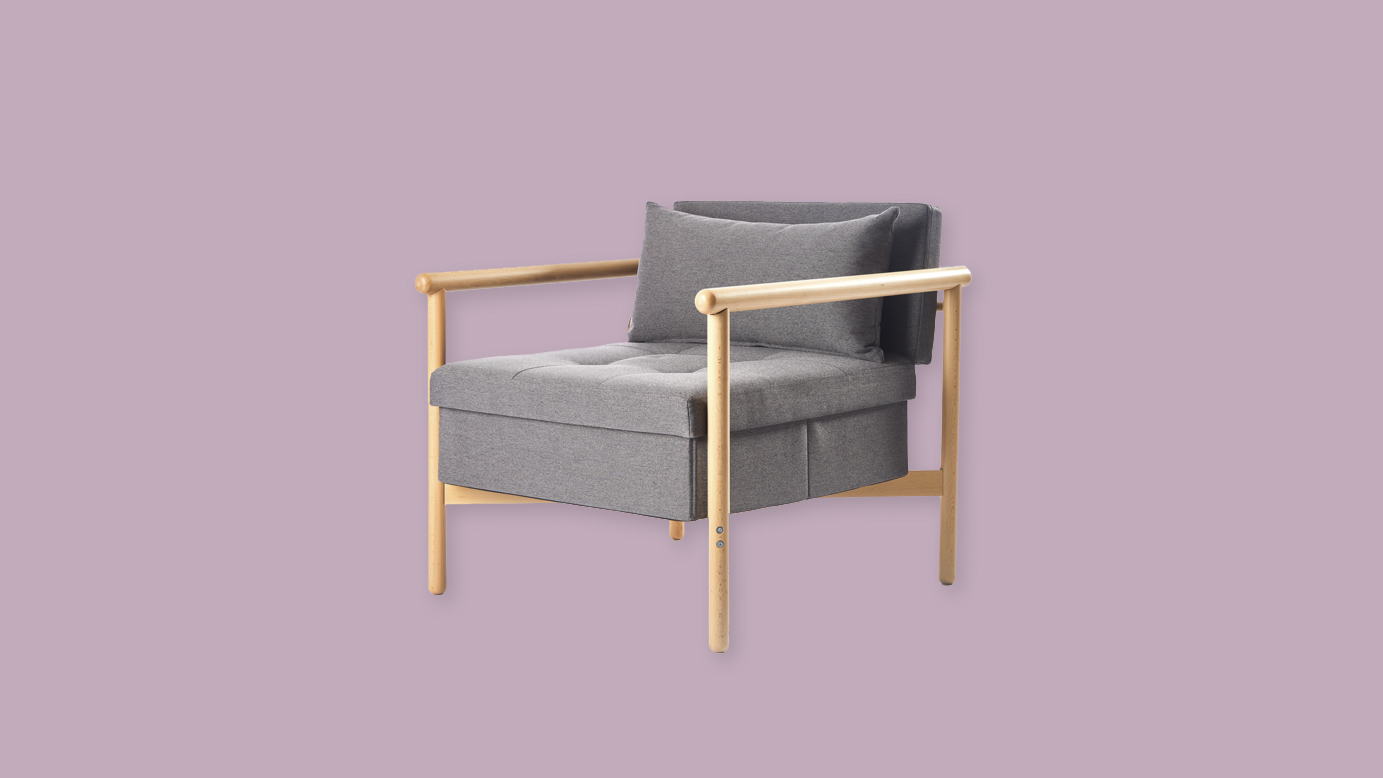 "Kvell ""Nordik"" Storage Lounge Chair"