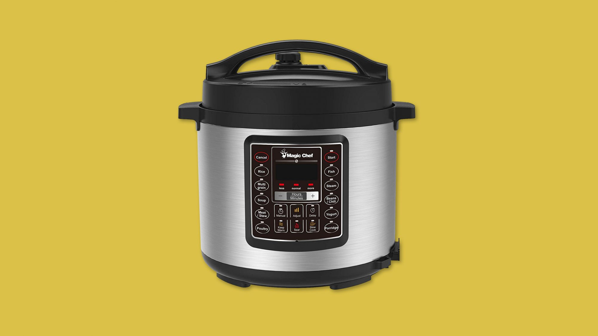 Magic Chef 6 Qt. All-In-One Multicooker