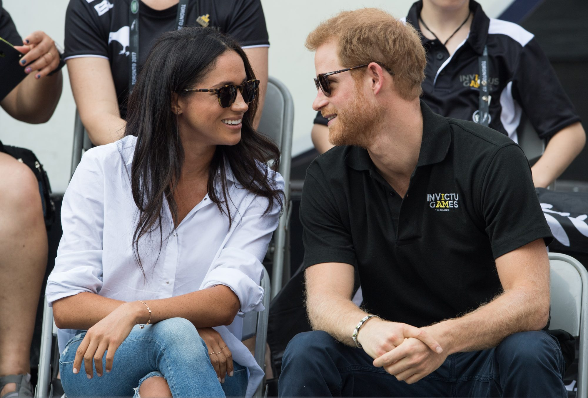 Prince Harry and Meghan Markle Public Appearance