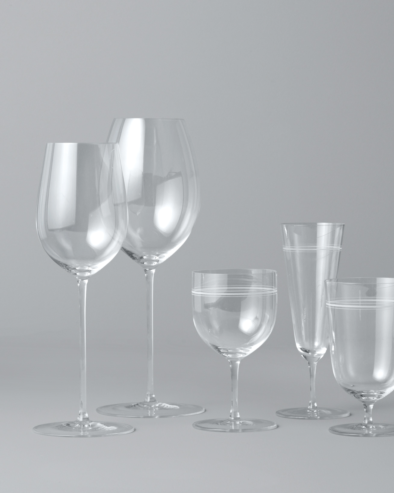 Where to Place Glasses
