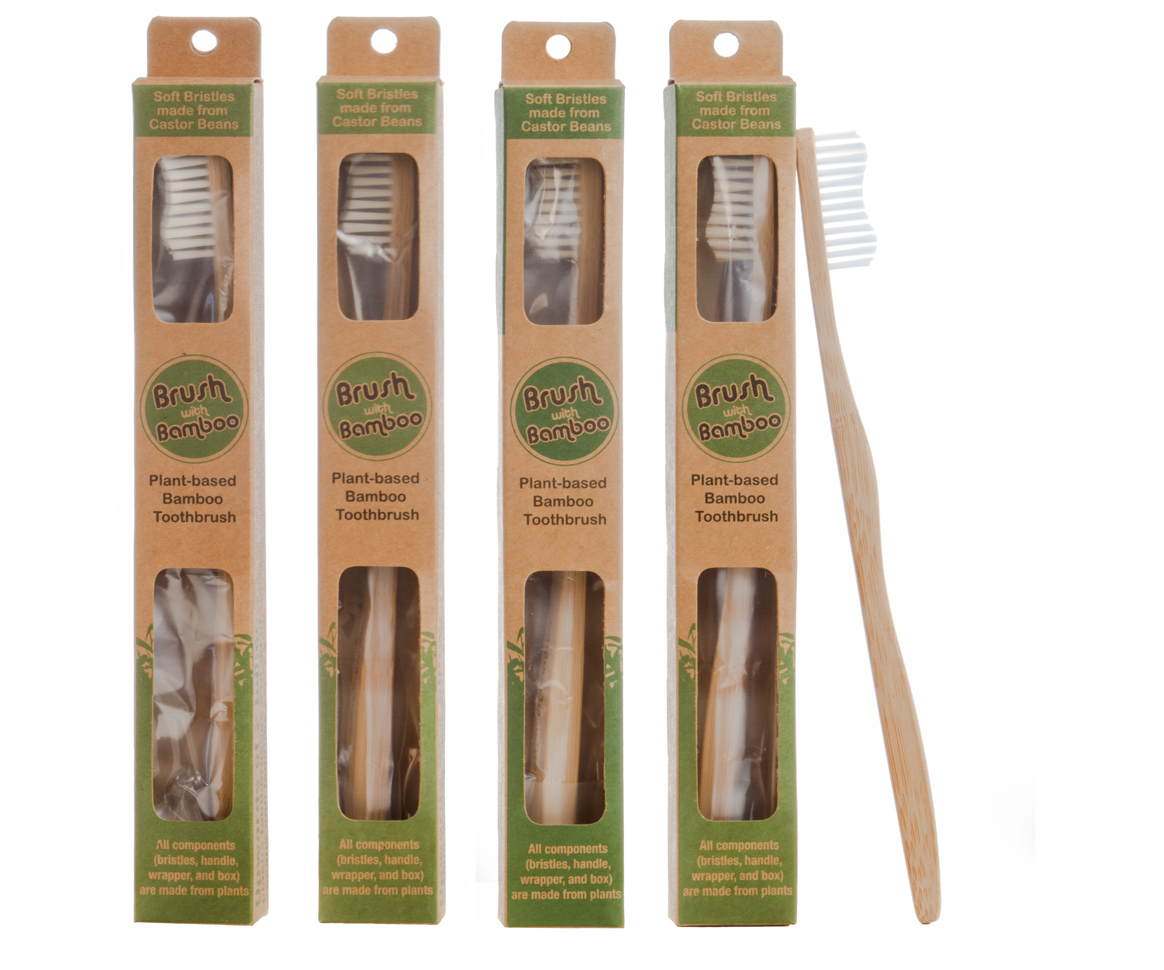 Swap In: Bamboo Toothbrushes
