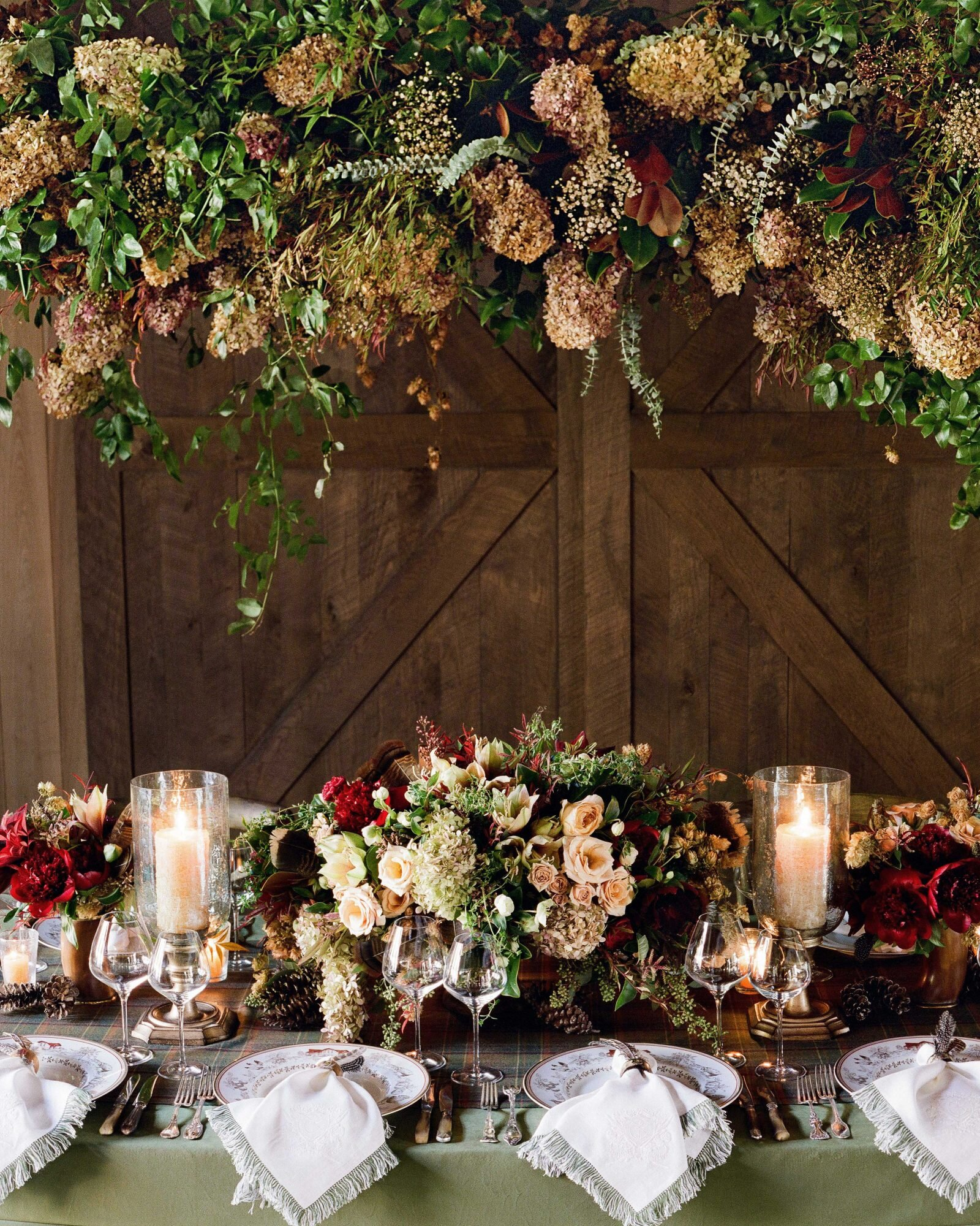 24 Dried Flower Arrangements That Are Perfect for a Fall Wedding | Martha  Stewart