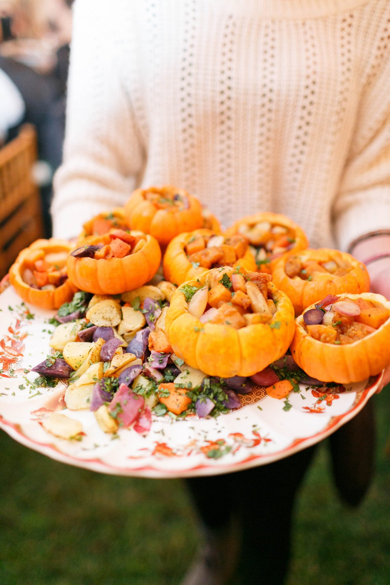 Pumpkin Snacks