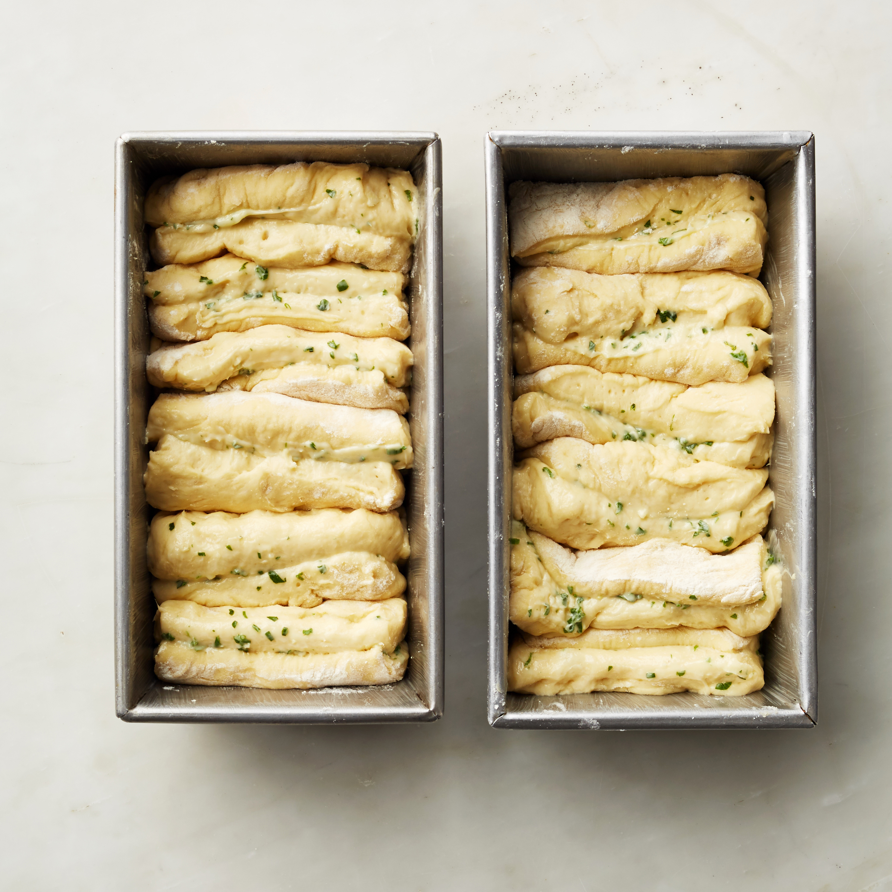 herb bread how to in pans